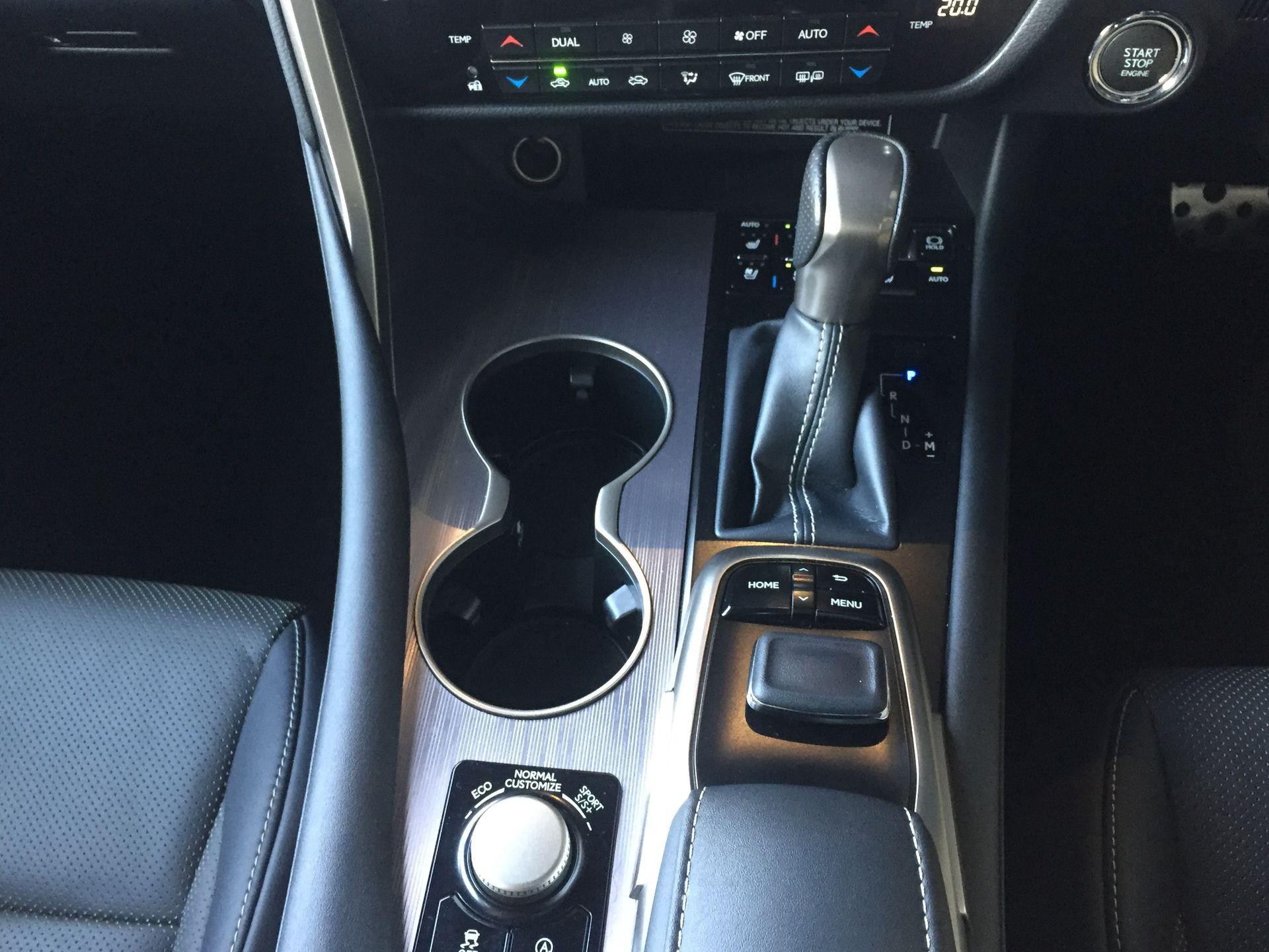 2019 Lexus RX 300 F Sport