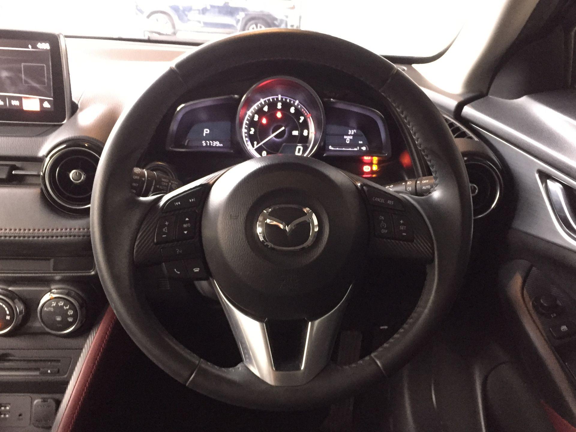 2016 Mazda CX3 2.0L 2WD SKYACTIV (A)
