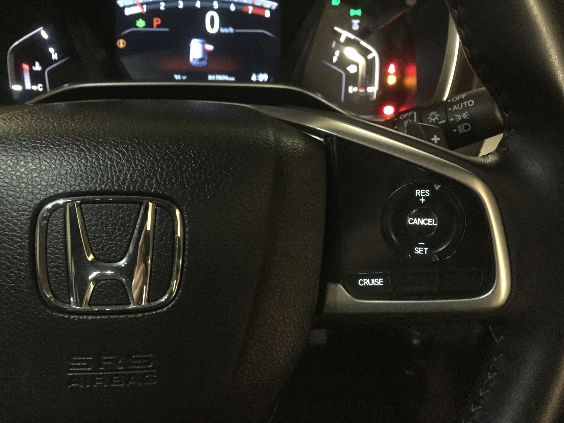 2019 Honda CR-V 2.0L 2WD
