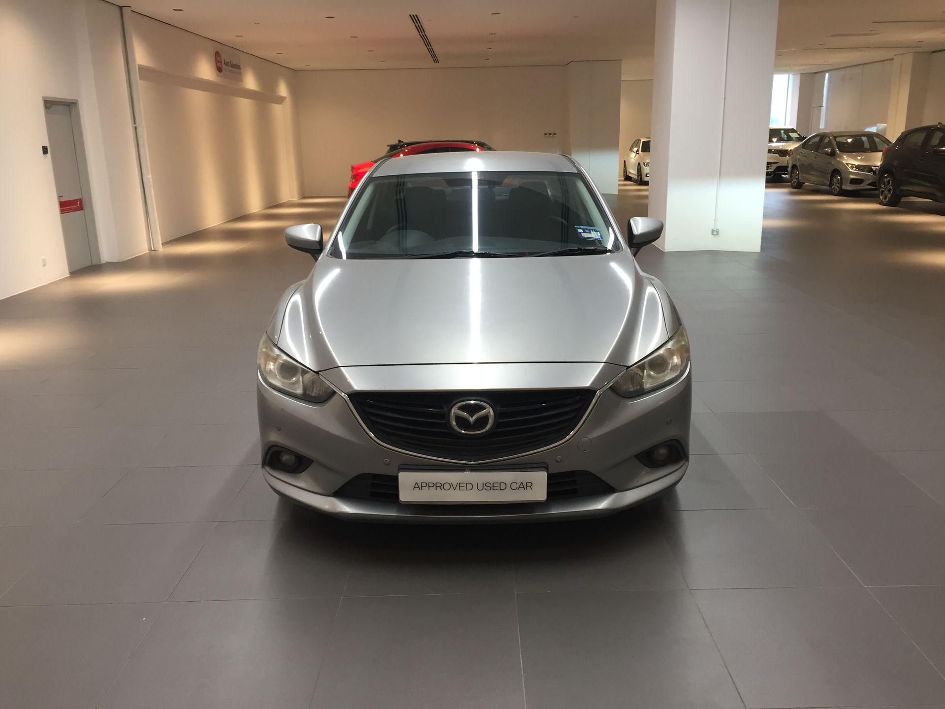 2014 Mazda 6 2.0SDN (A)