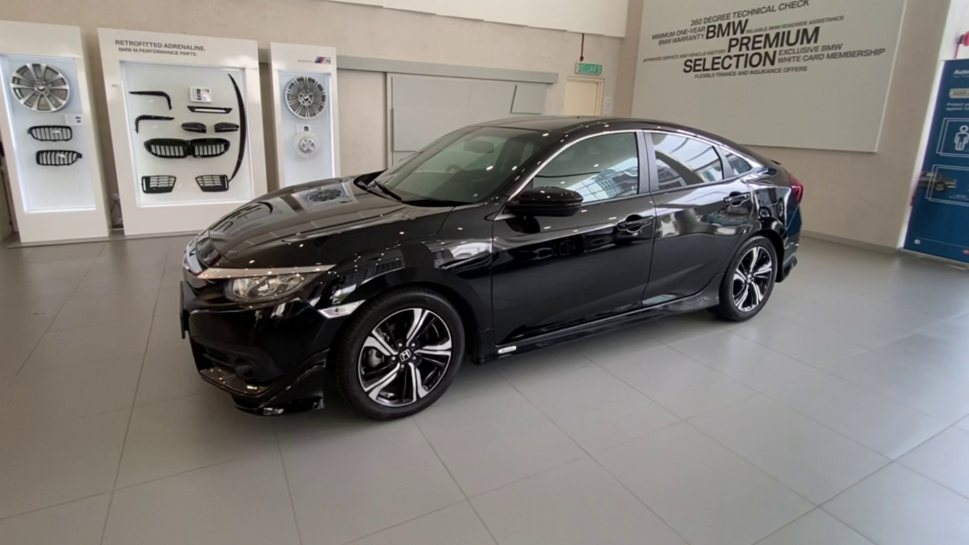 2018 Honda Civic 1.5 TC