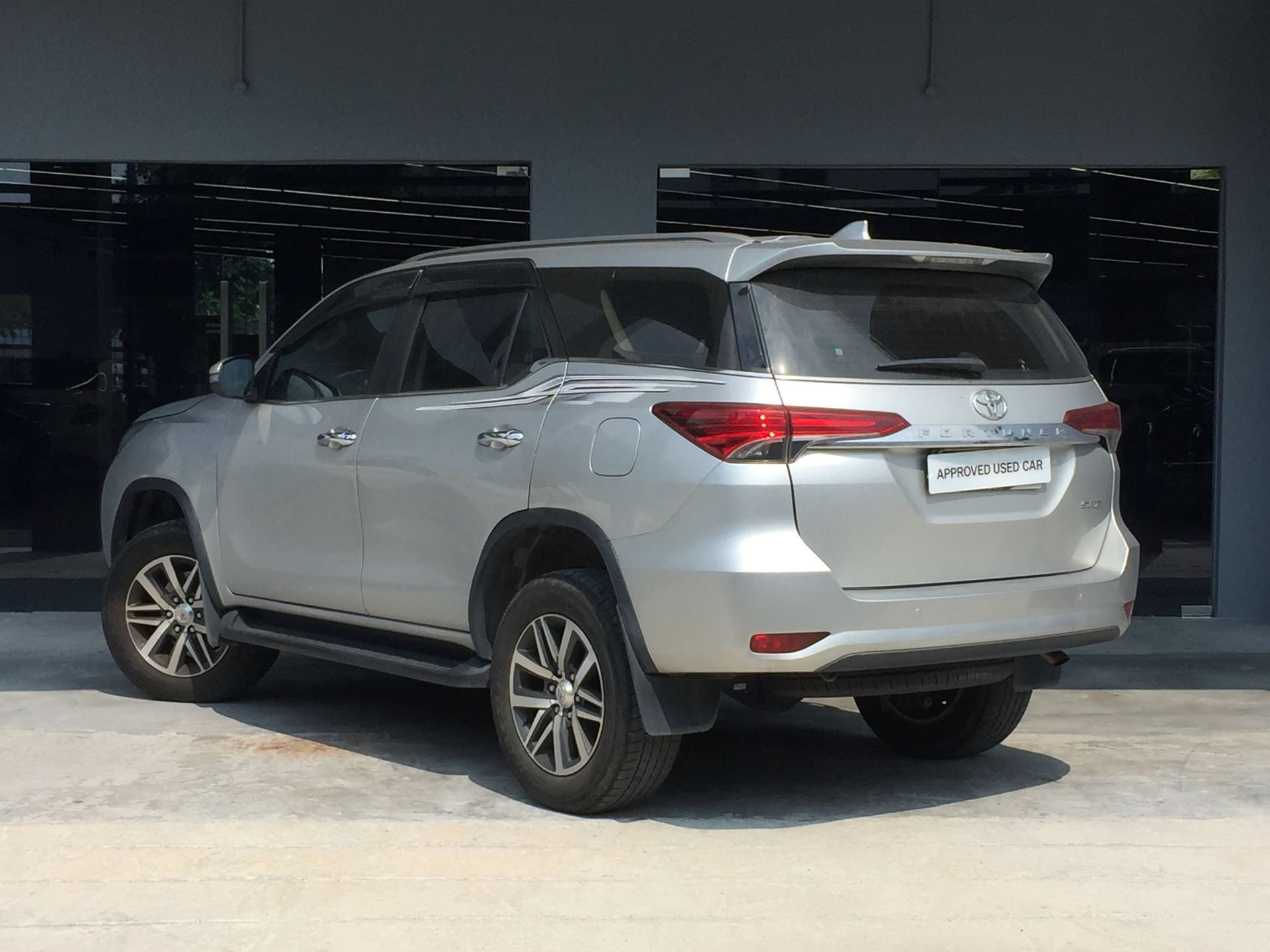 2017 Toyota Fortuner 2.7 AT 4X4
