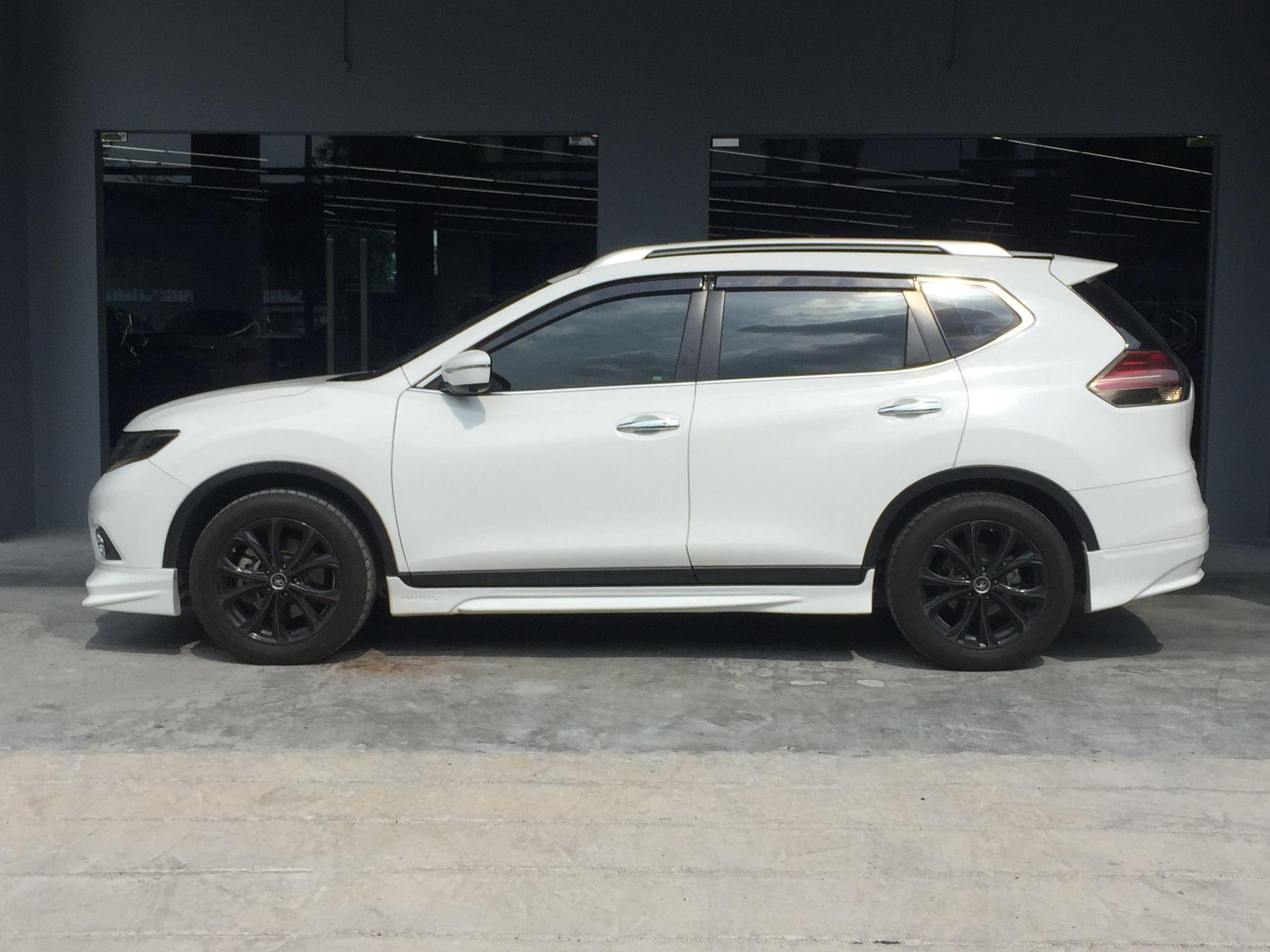 2017 Nissan X-Trail 2.0L CVT