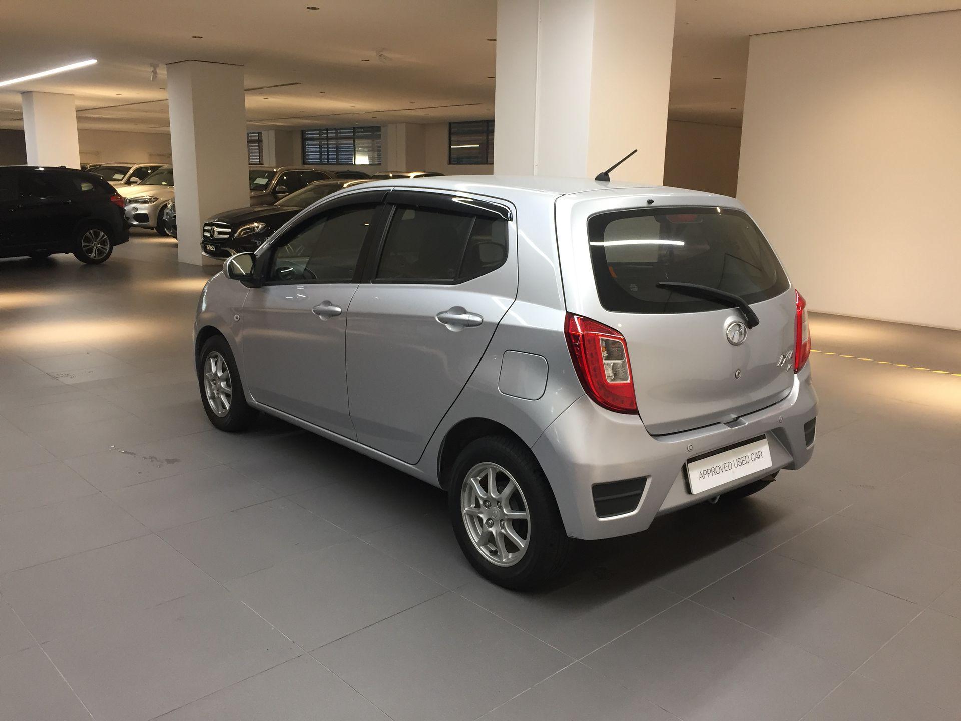 2015 Perodua Axia