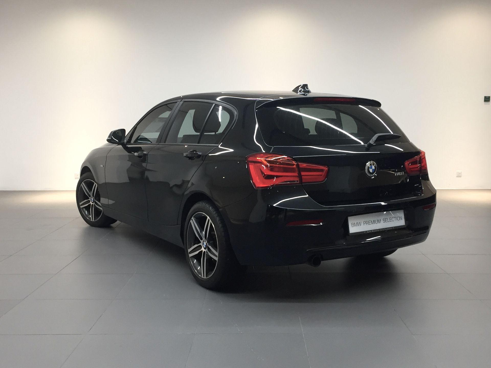 2016 BMW 118i Sport F20 LCI