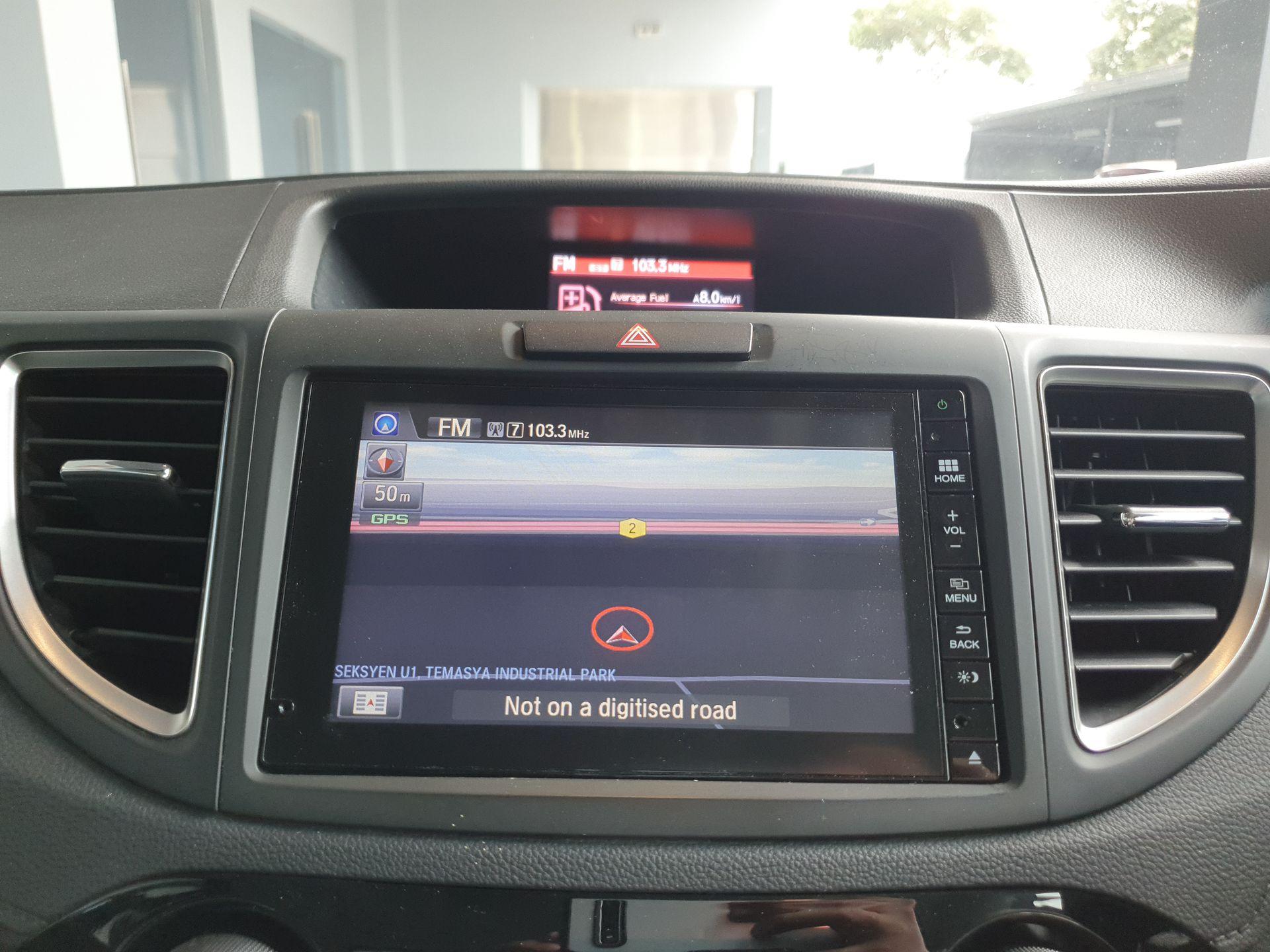 2017 Honda CR-V 2.4L