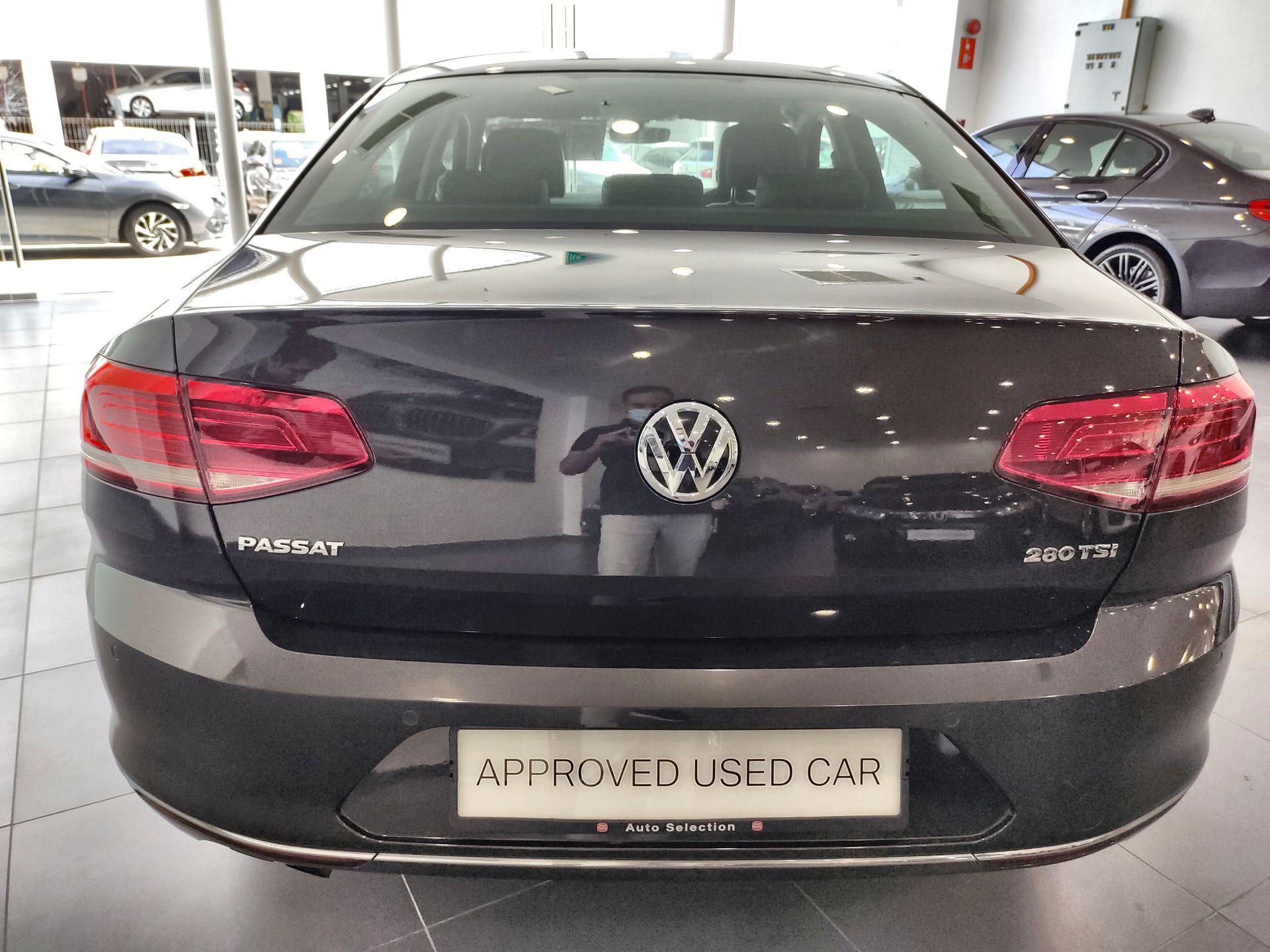 2018 Volkswagen Passat 1.8