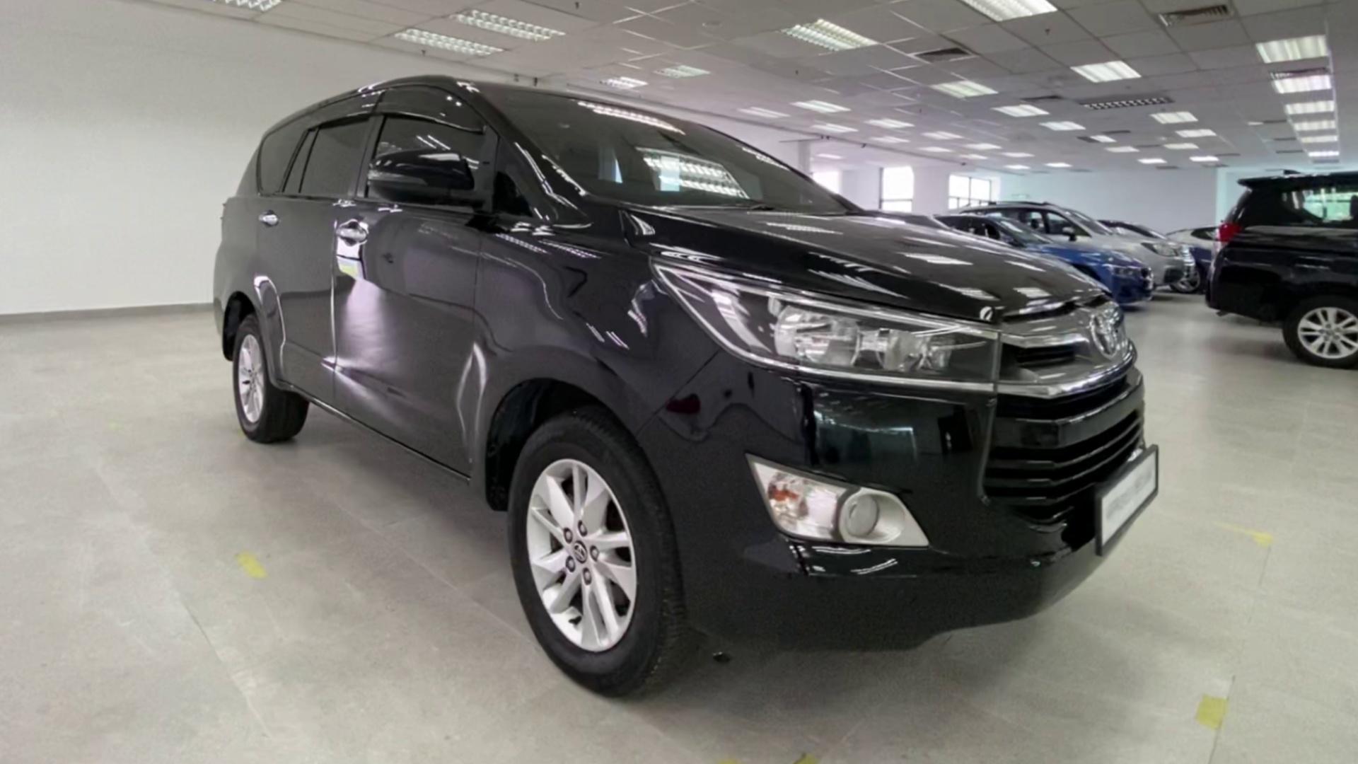 2018 Toyota Innova 2.0G AT