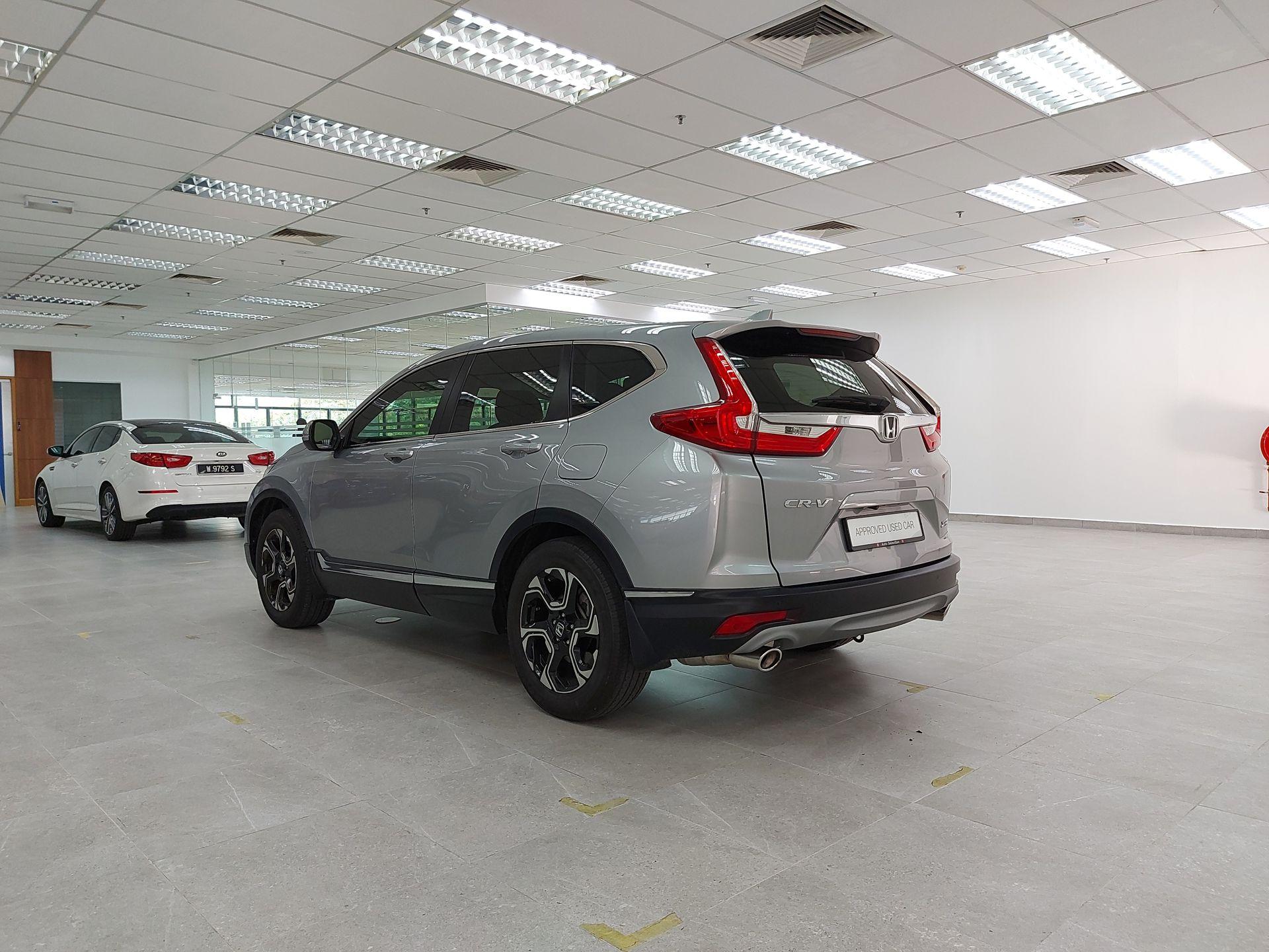 2018 Honda CR-V 1.5 TC