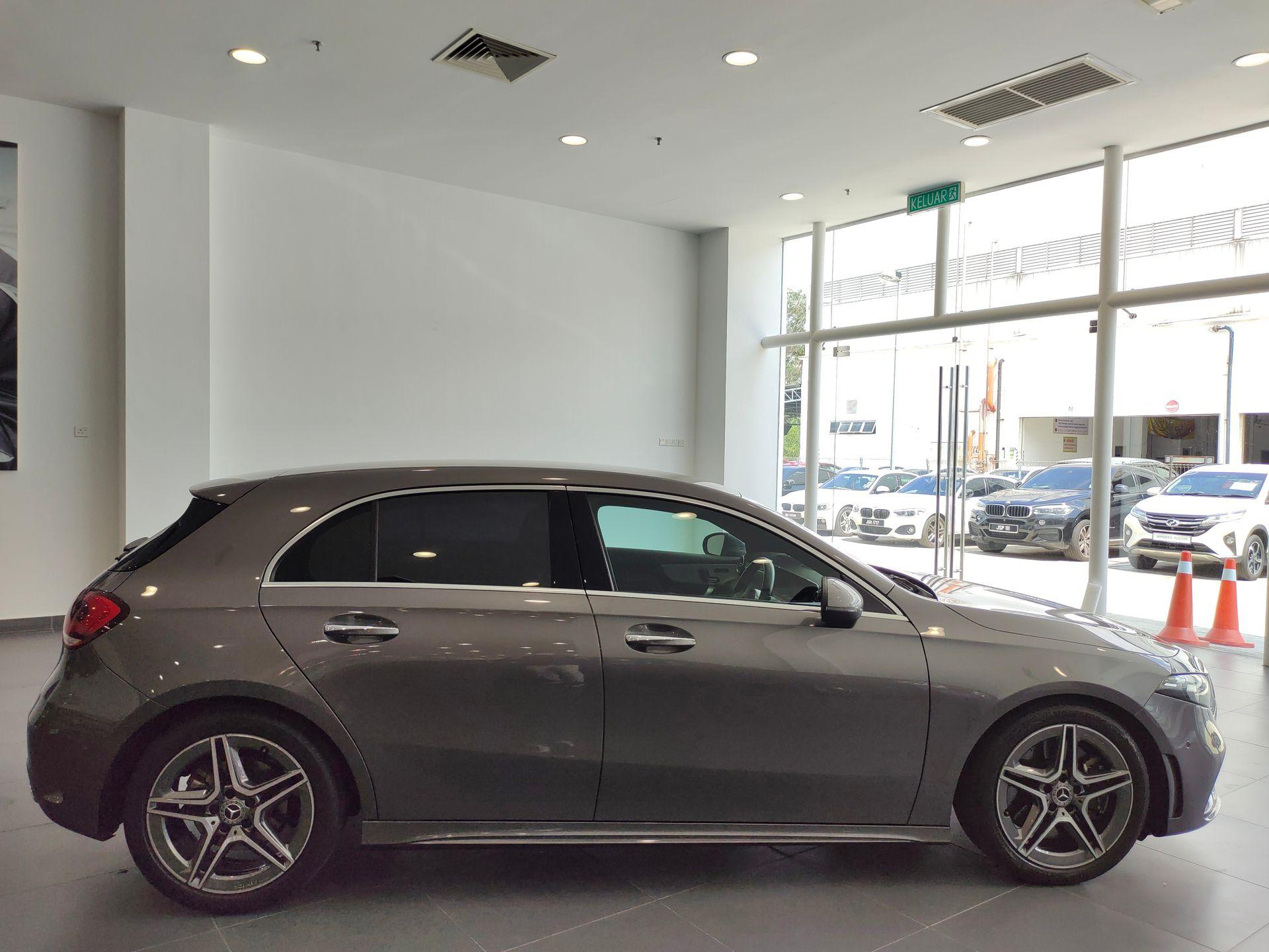 2018 Mercedes Benz A250