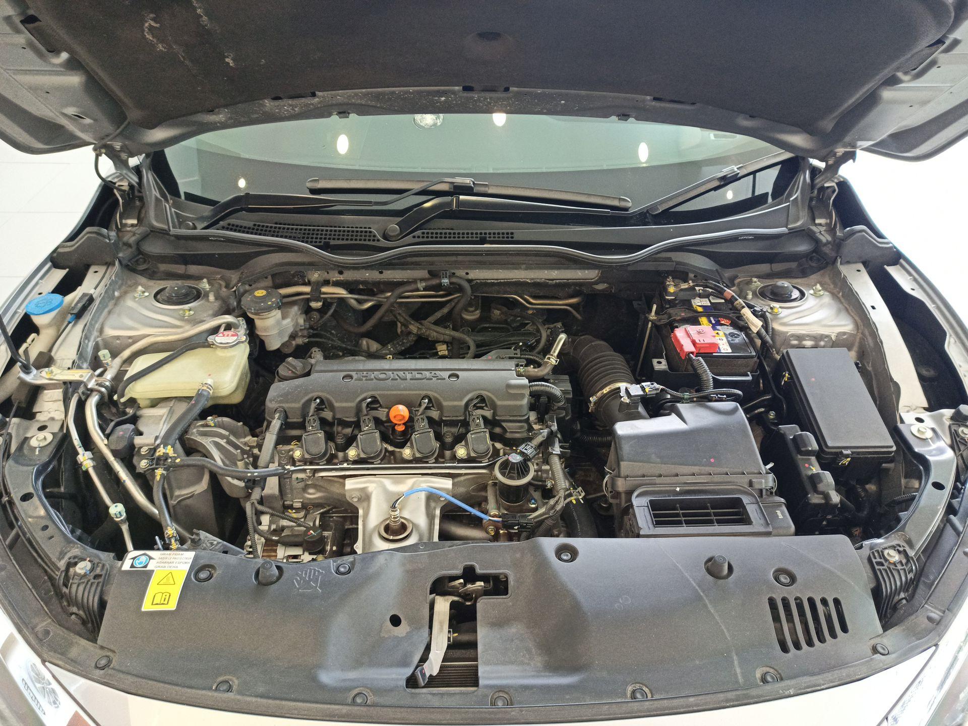 2017 Honda Civic 1.8L I-Vtec (A)