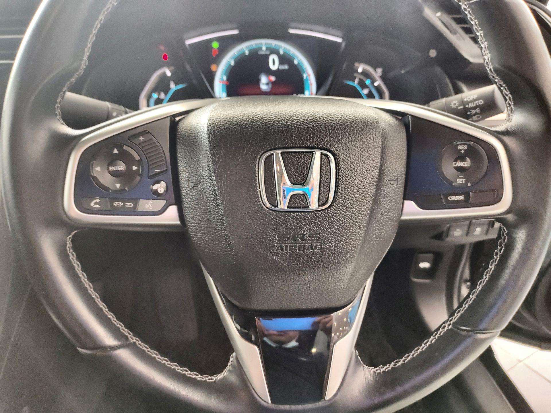 2018 Honda Civic 1.8L I-Vtec (A)
