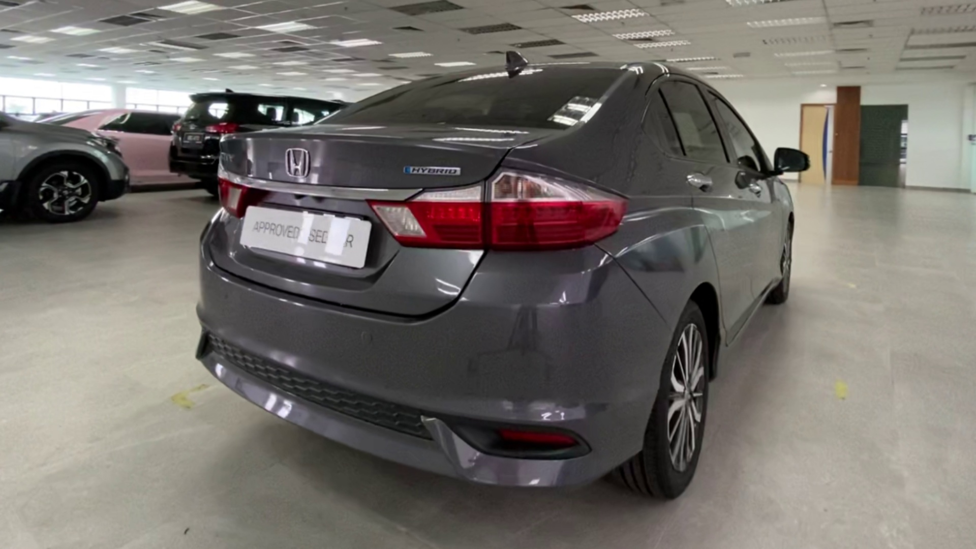 2017 Honda City 1.5L Hybrid