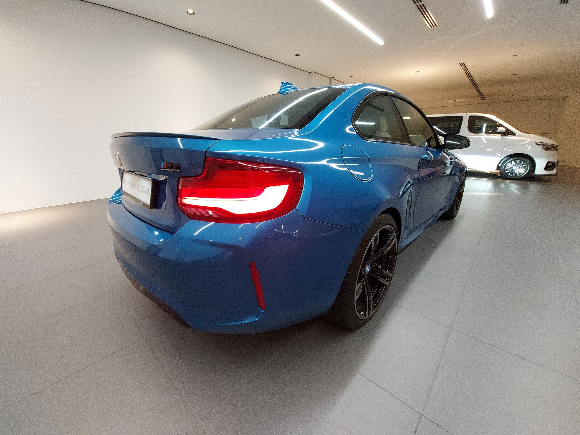 2019 BMW M2 Competition (A)