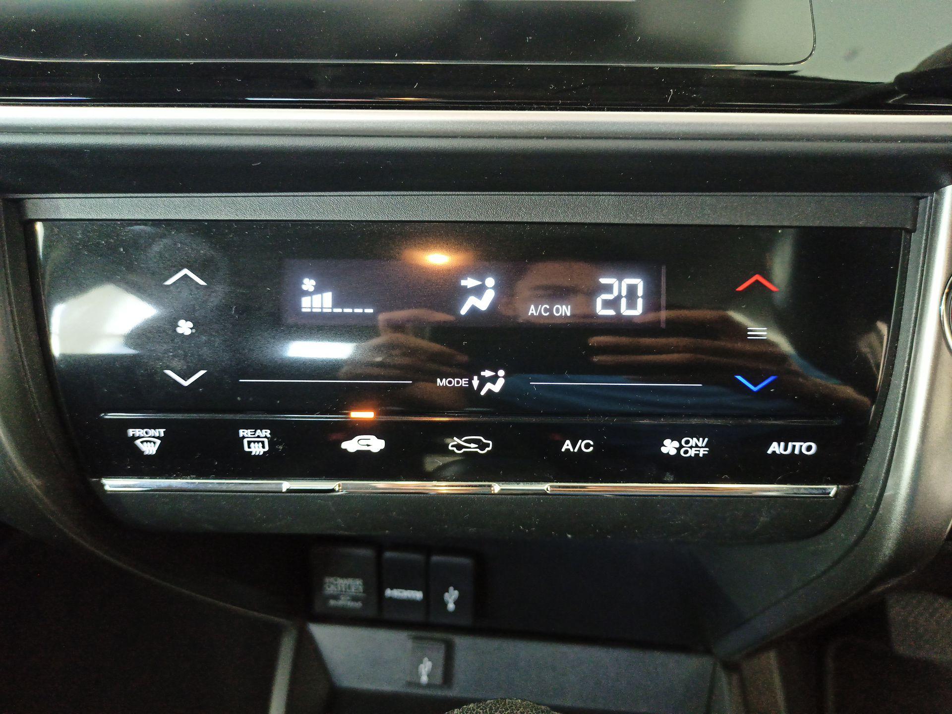 2015 Honda City 1.5L I-Vtec