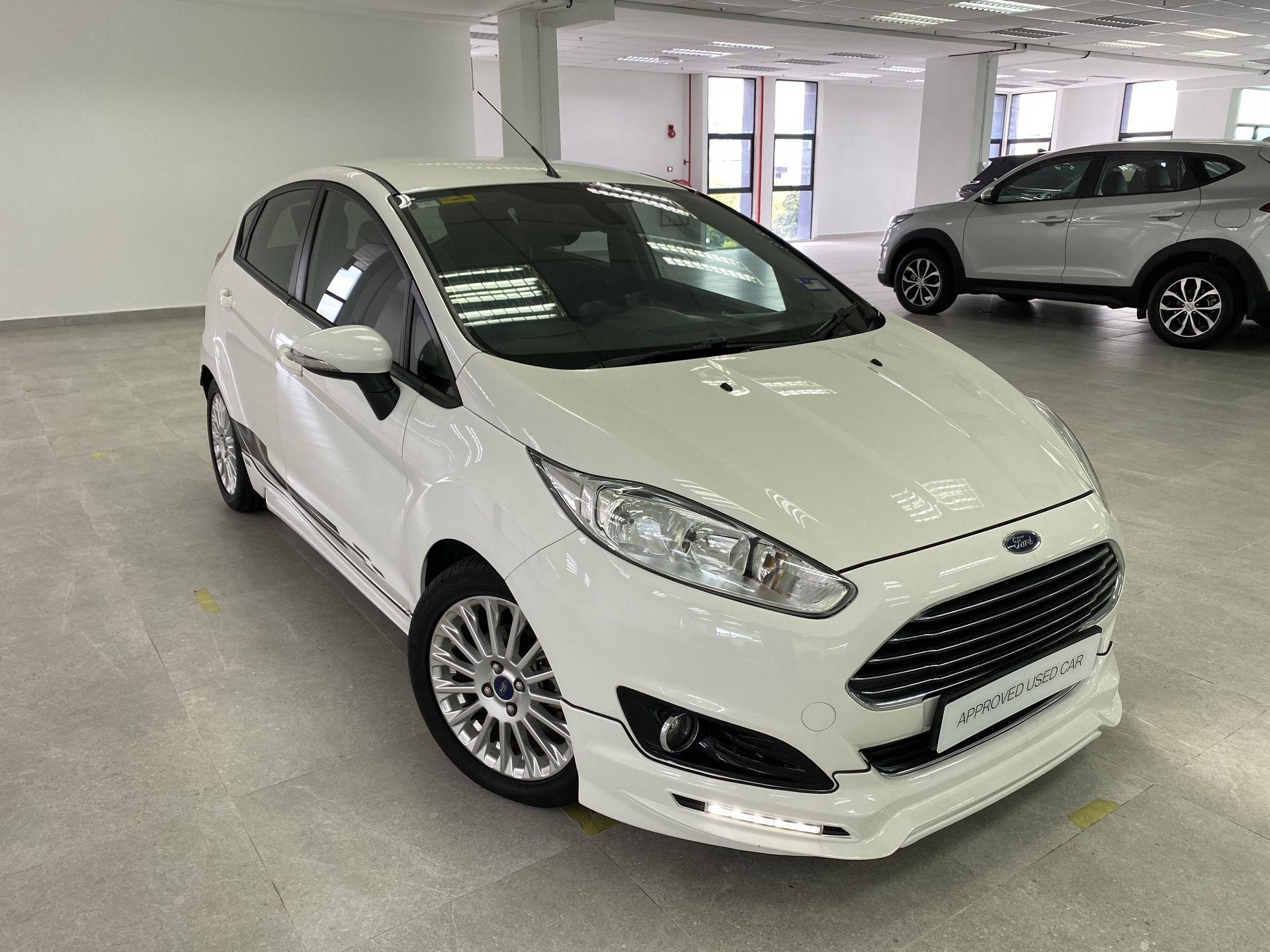 2014 Ford Fiesta Sport 1.0L