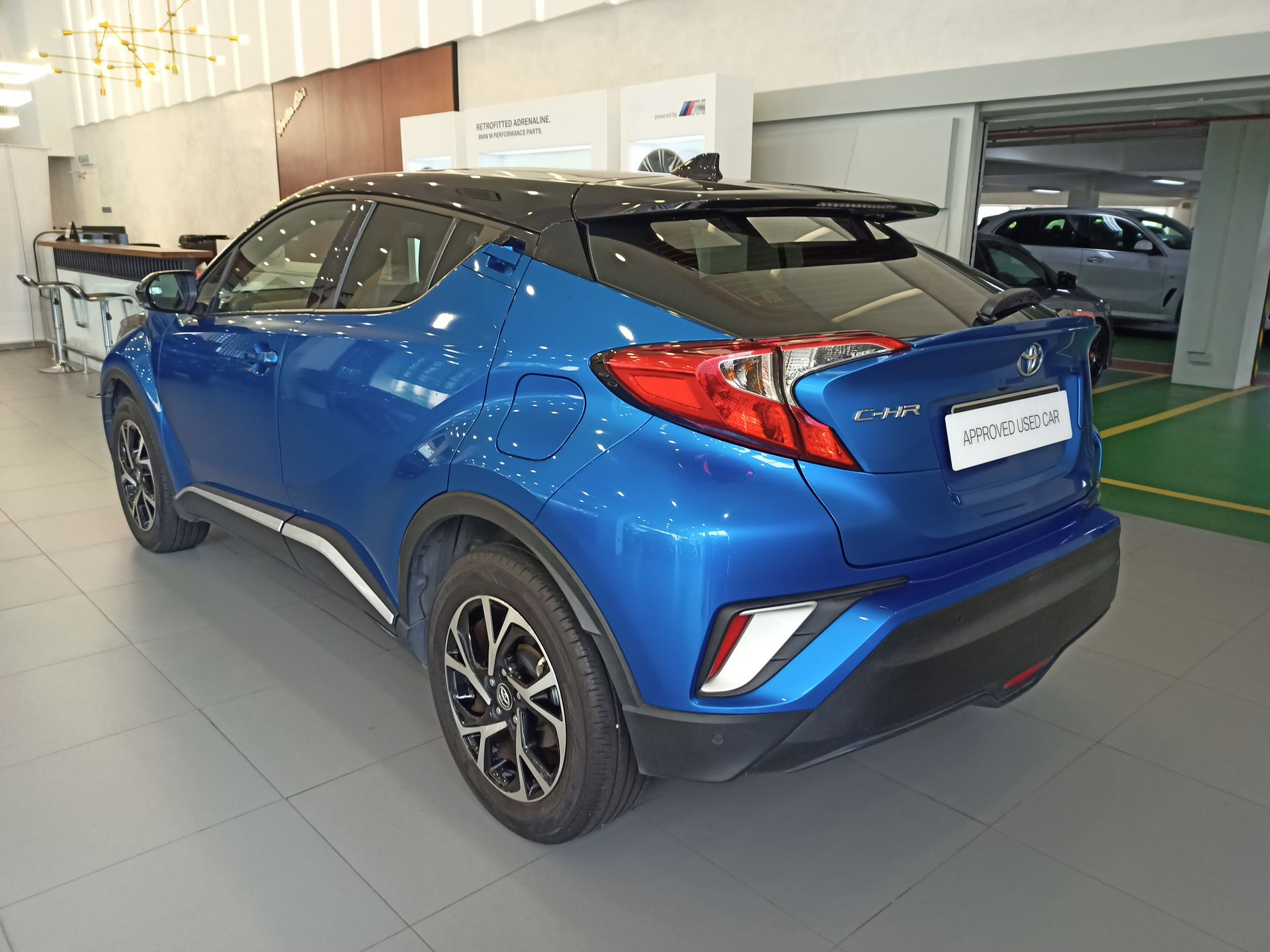2019 Toyota C-HR 1.8L (A)