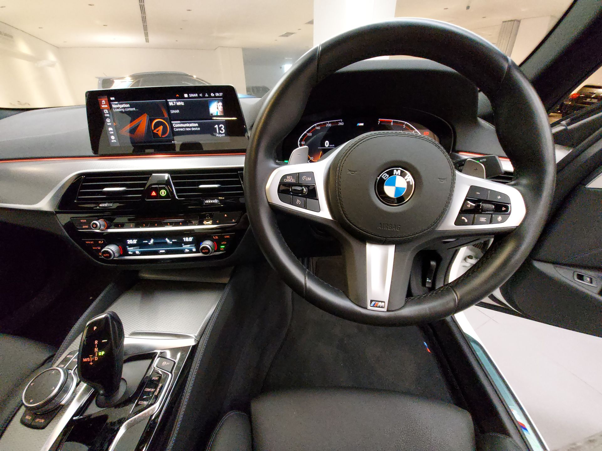 2020 BMW 530i M Sport