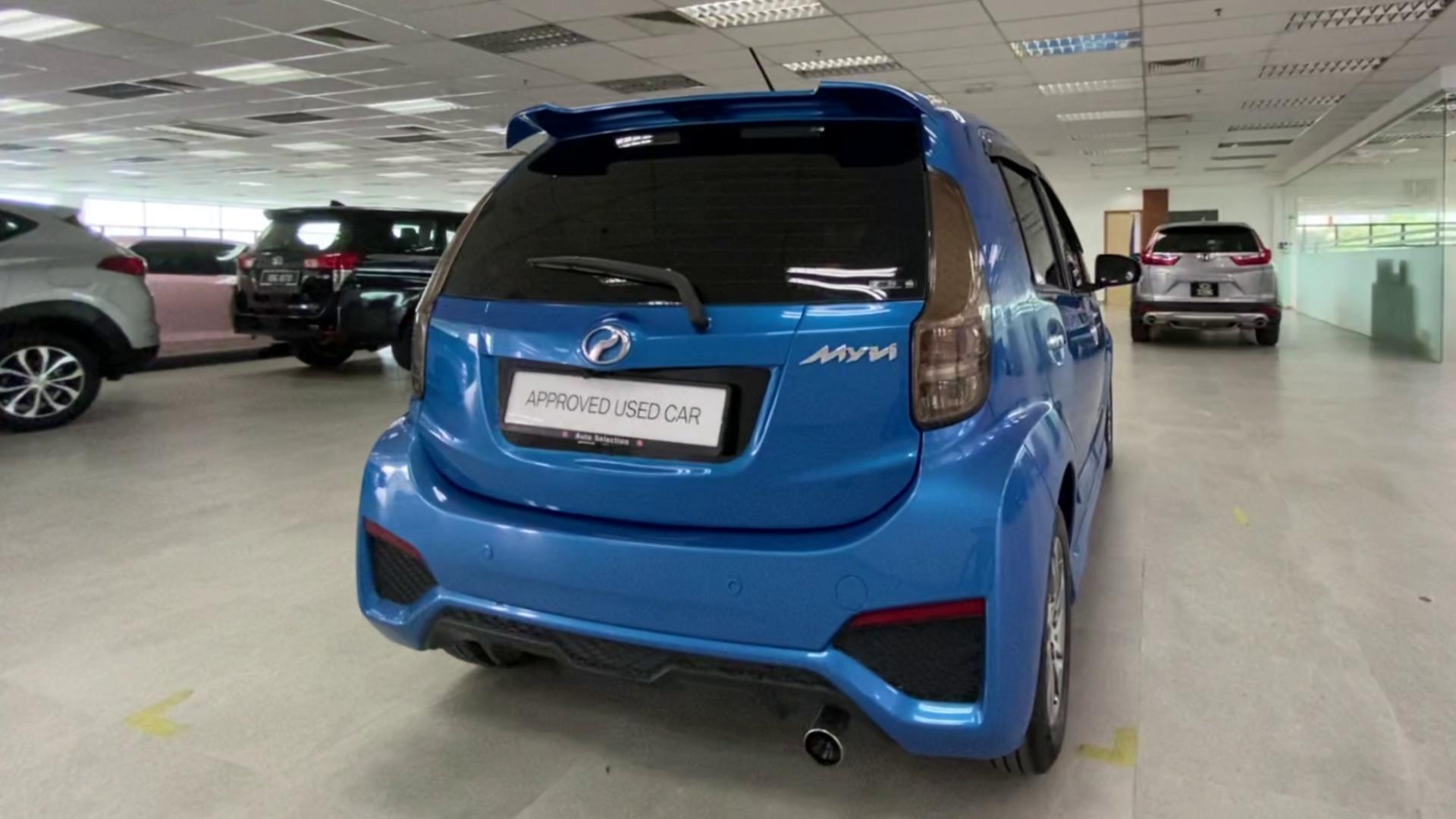 2016 Perodua Myvi 1.5SE (Auto)