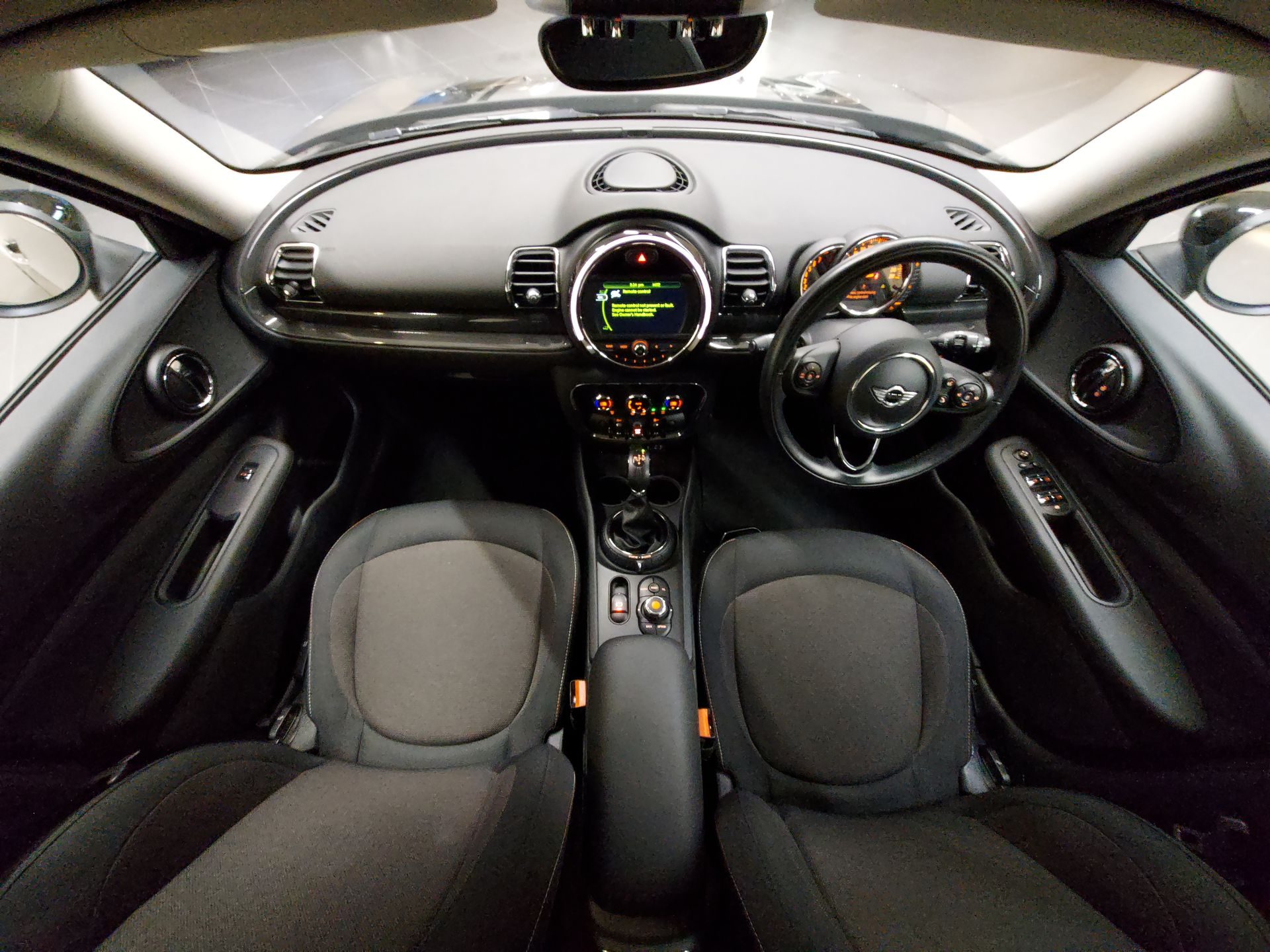 2017 MINI Cooper Clubman RHD