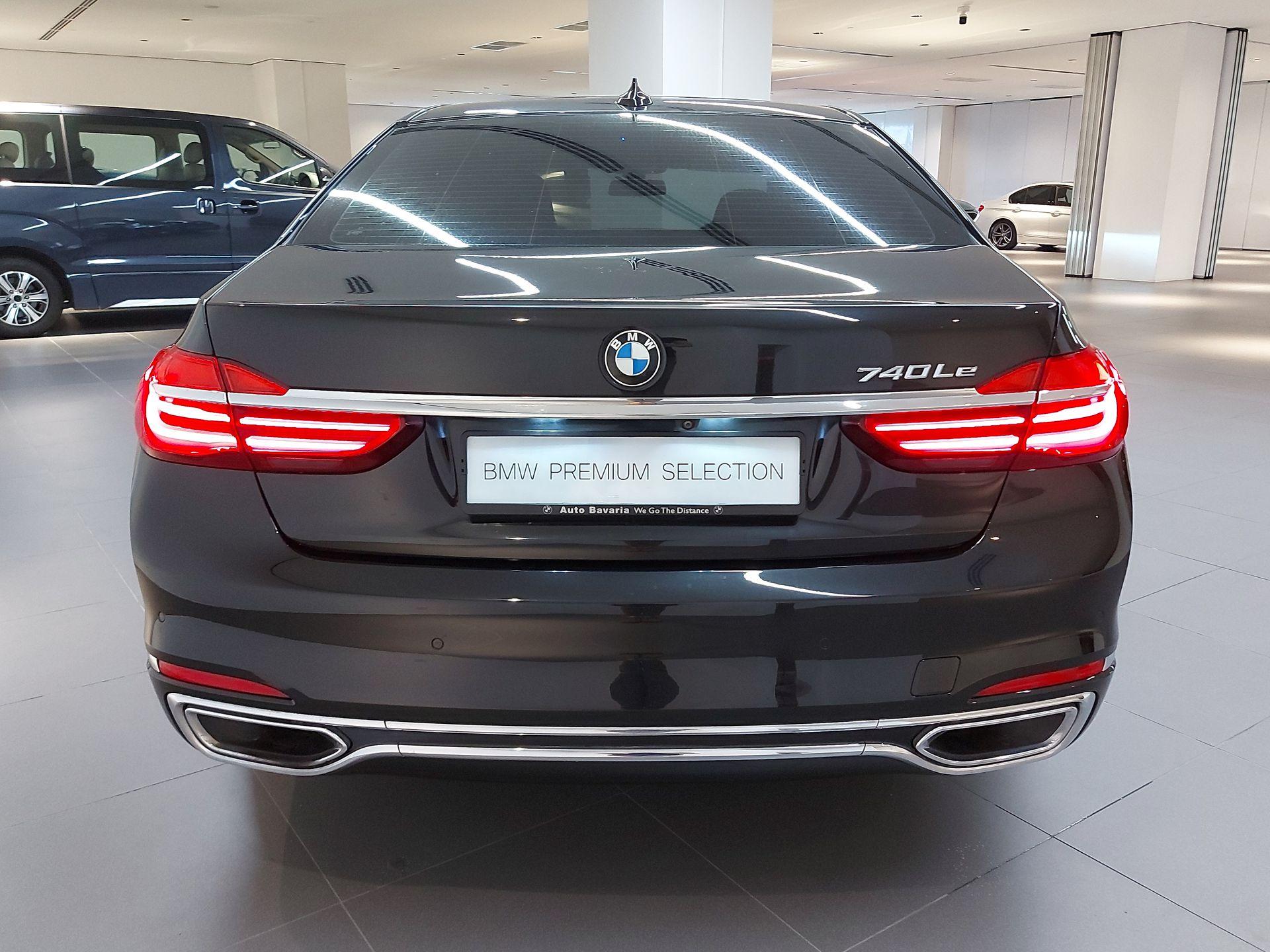 2018 BMW 740Le xDrive
