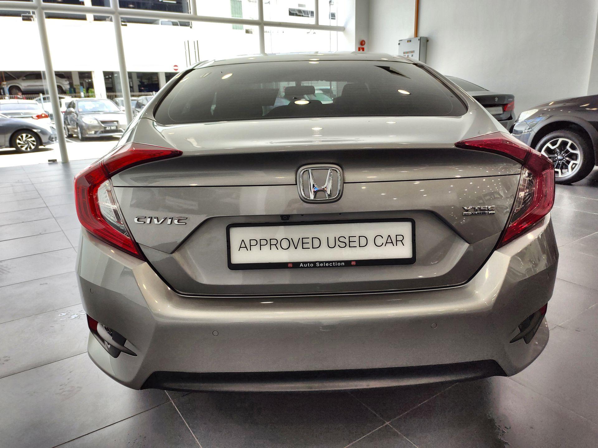 2017 Honda Civic 1.5 TC