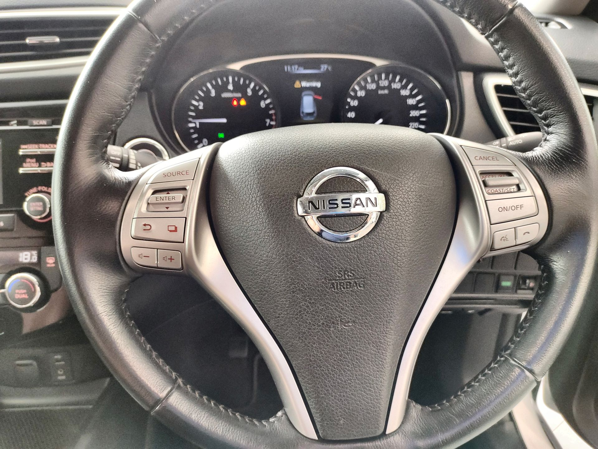 2018 Nissan X-Trail 2.0L CVT