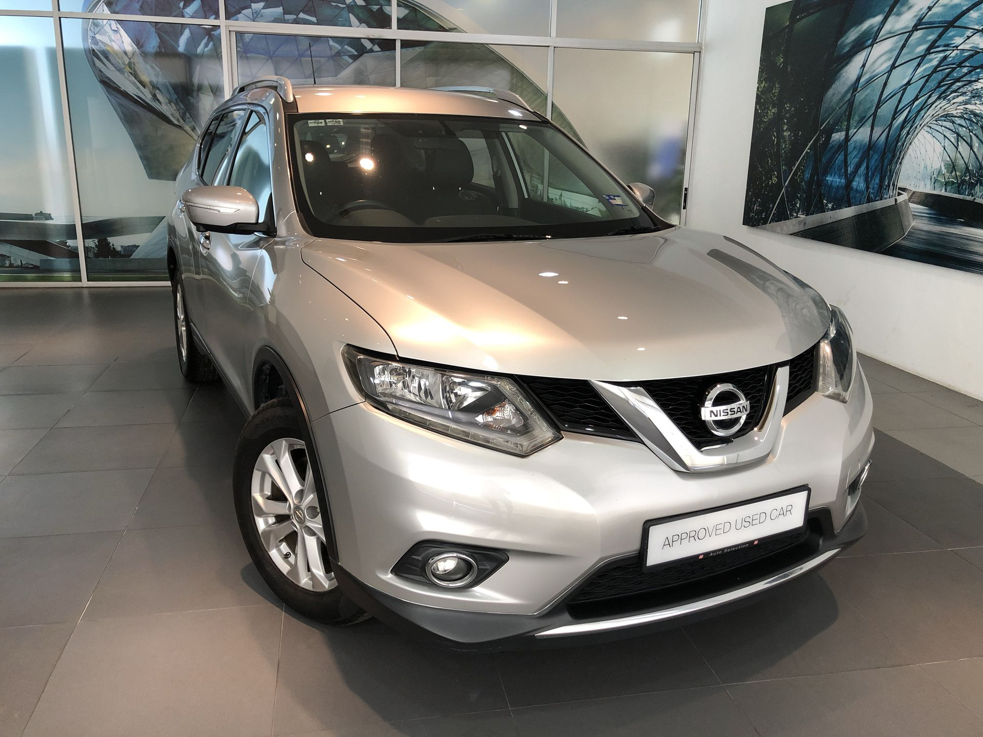 2015 Nissan X-Trail 2.0L CVT