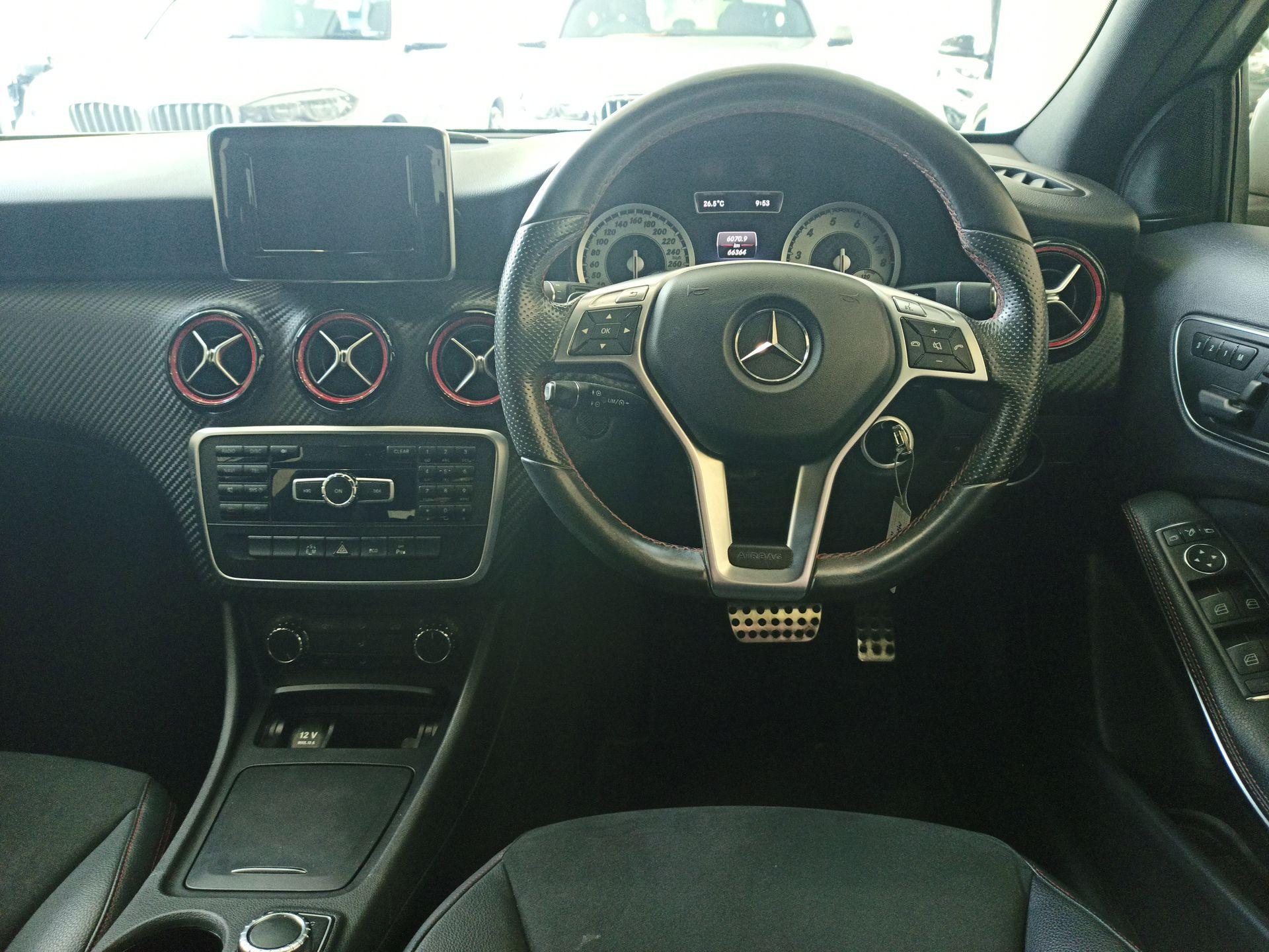 2013 Mercedes Benz A250 Sport