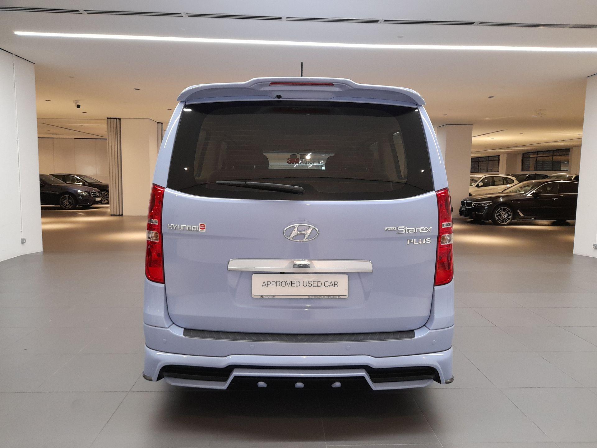 2020 Hyundai Grand Starex 2.5