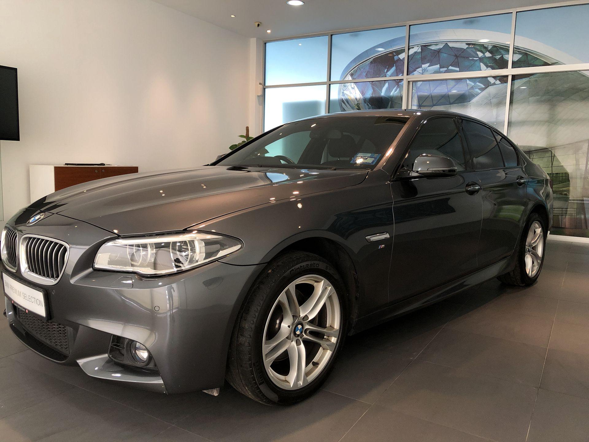 2016 BMW 520i