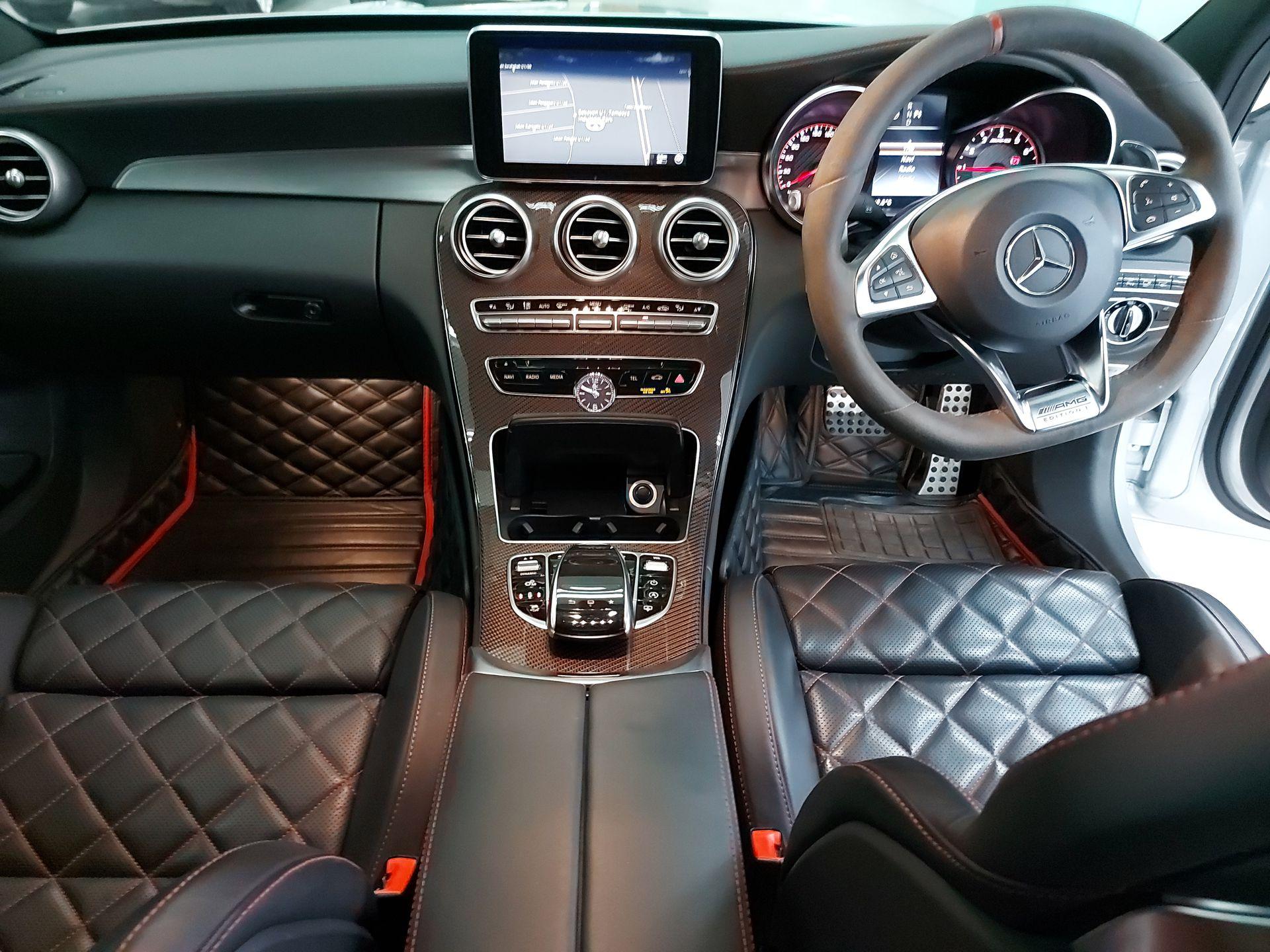 2016 Mercedes Benz C63 AMG S