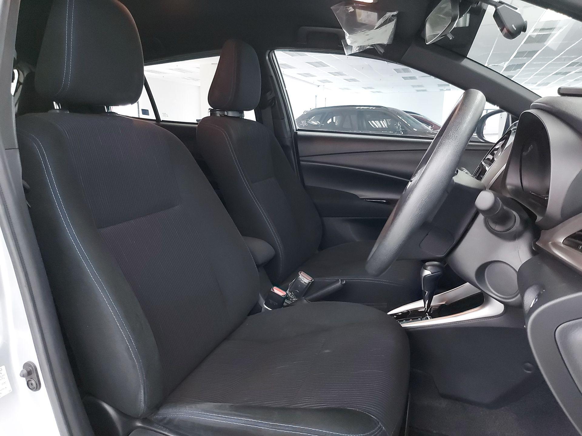 2019 Toyota Yaris 1.5E A/T