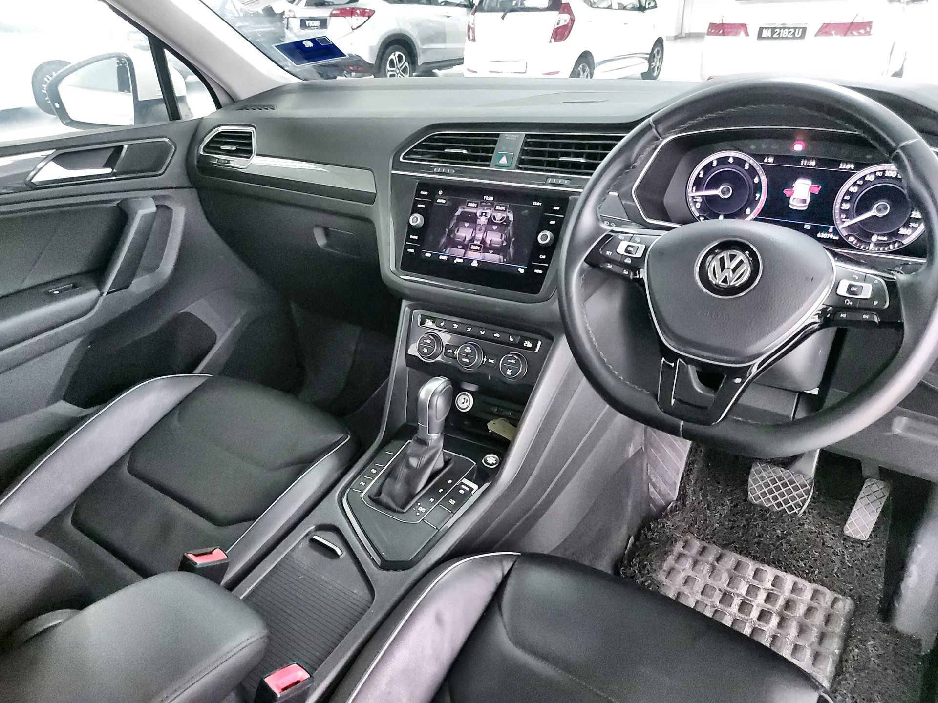 2018 Volkswagen Tiguan 1.4