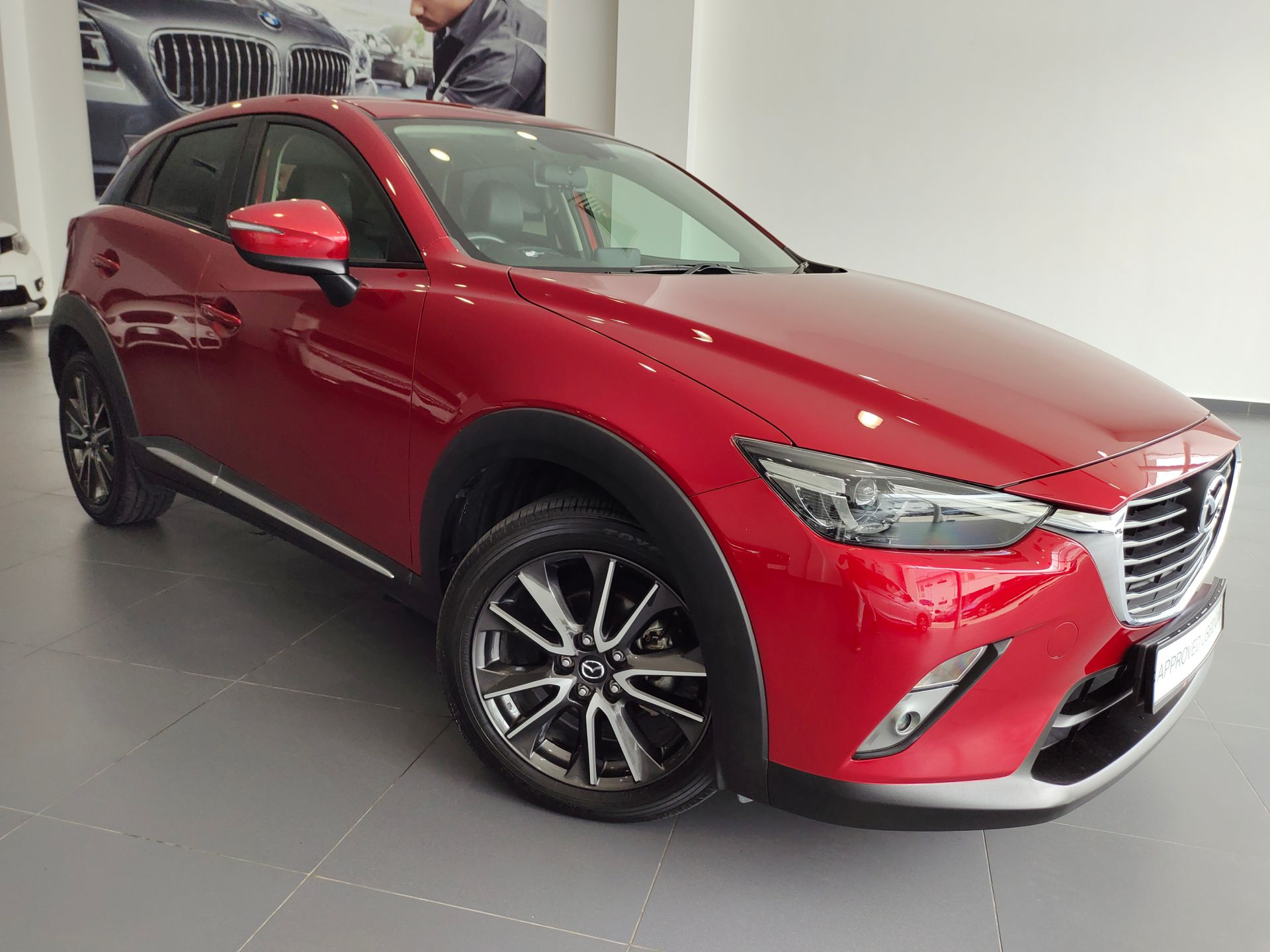 2016 Mazda CX3 2.0L 2WD SKYACTIV