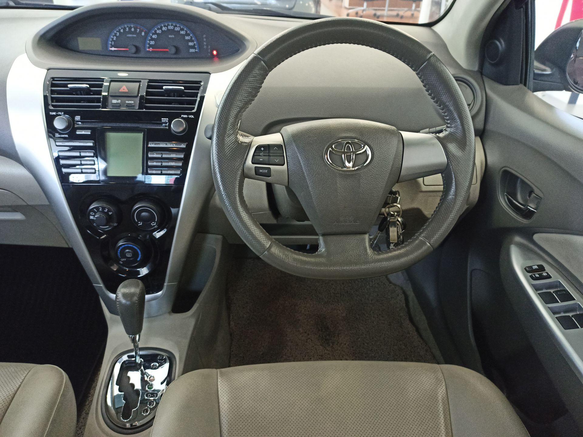 2011 Toyota Vios 1.5G (AT)