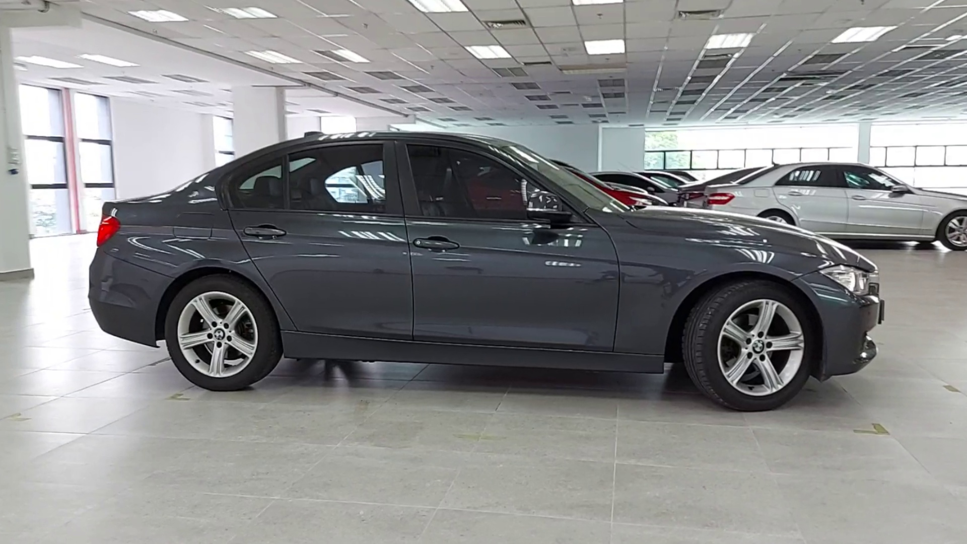 2015 BMW 316i F30