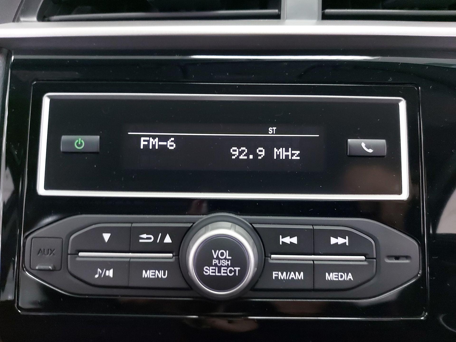 2017 Honda BR-V 1.5E