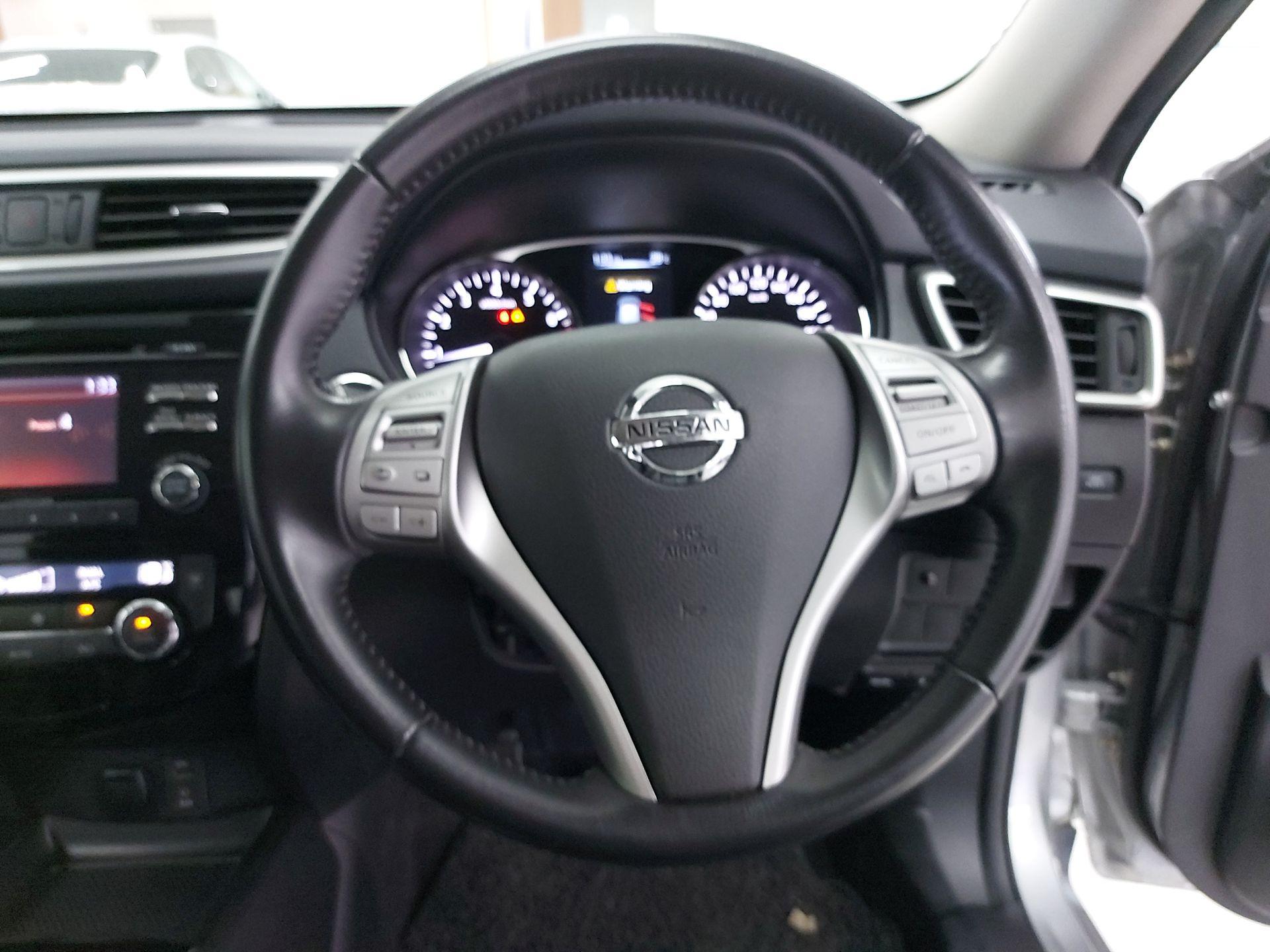 2018 Nissan X-trail 2.5L CVT