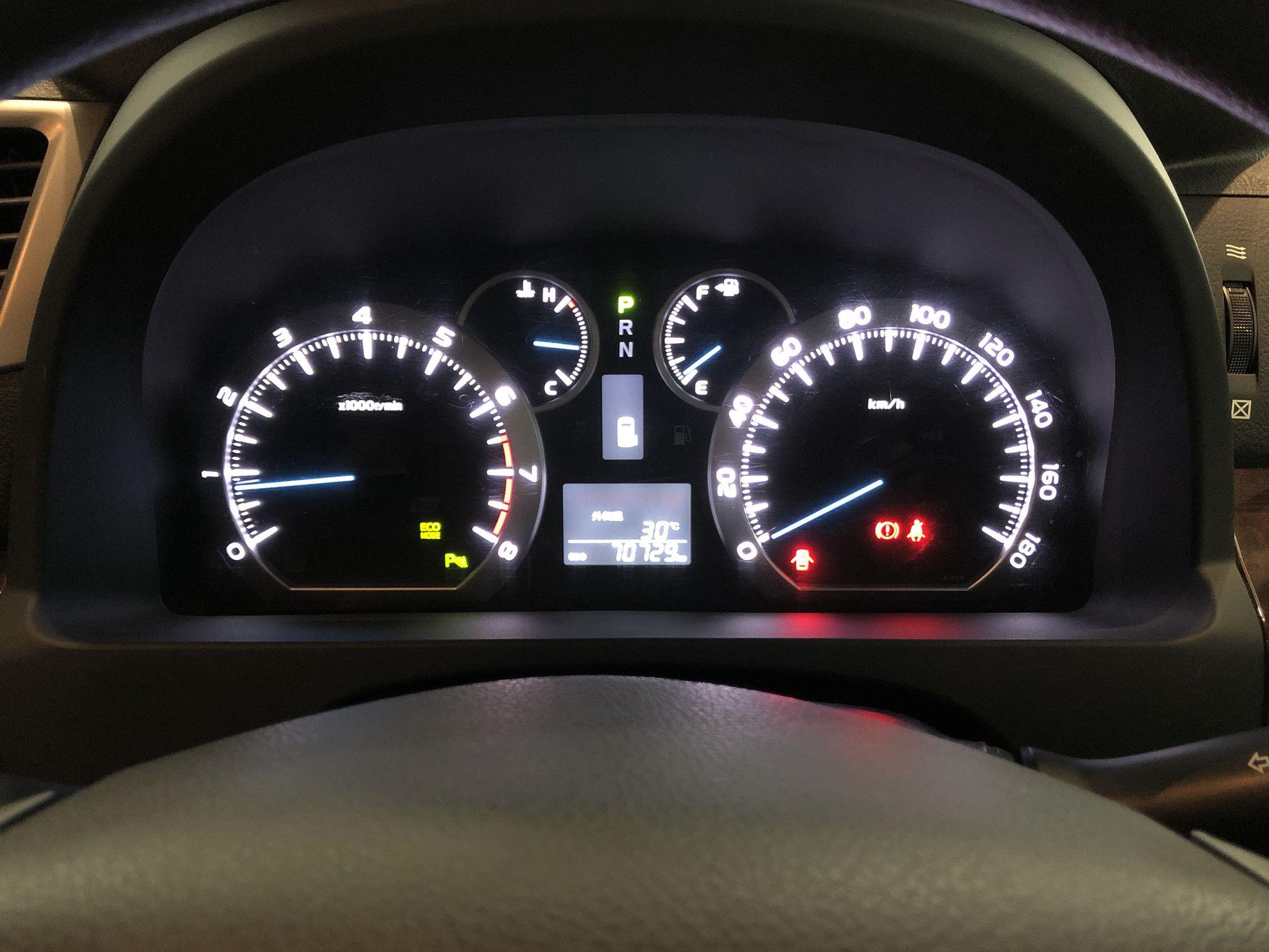 2012 Toyota Alphard 2.4A