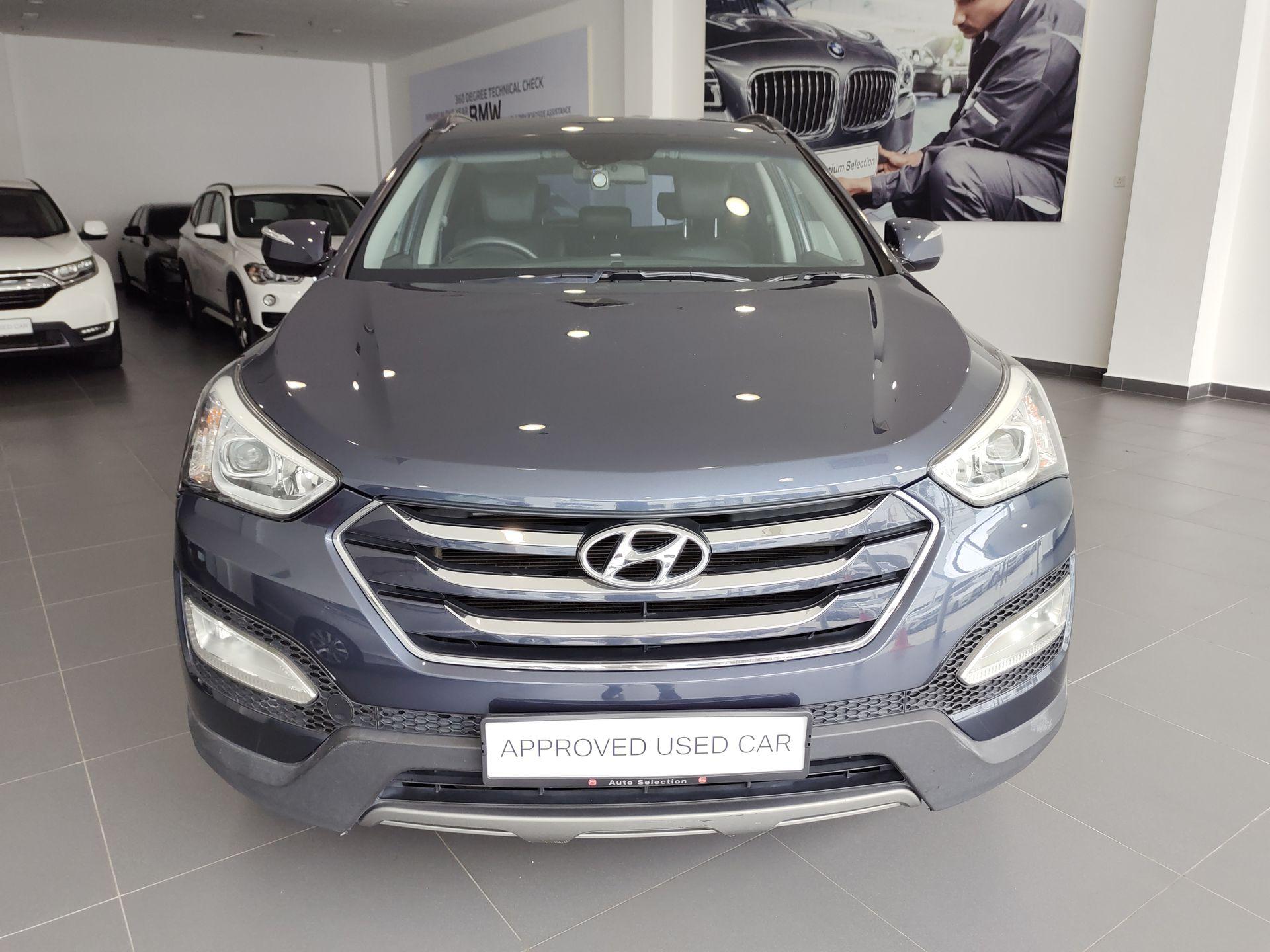 2013 Hyundai Santa Fe 2.4 G 6AT