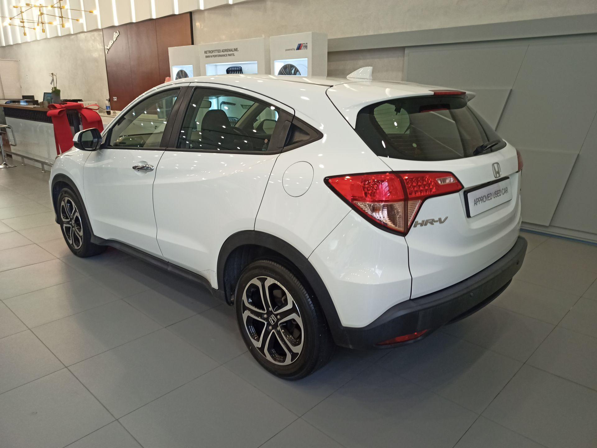 2017 Honda HR-V 1.8L V