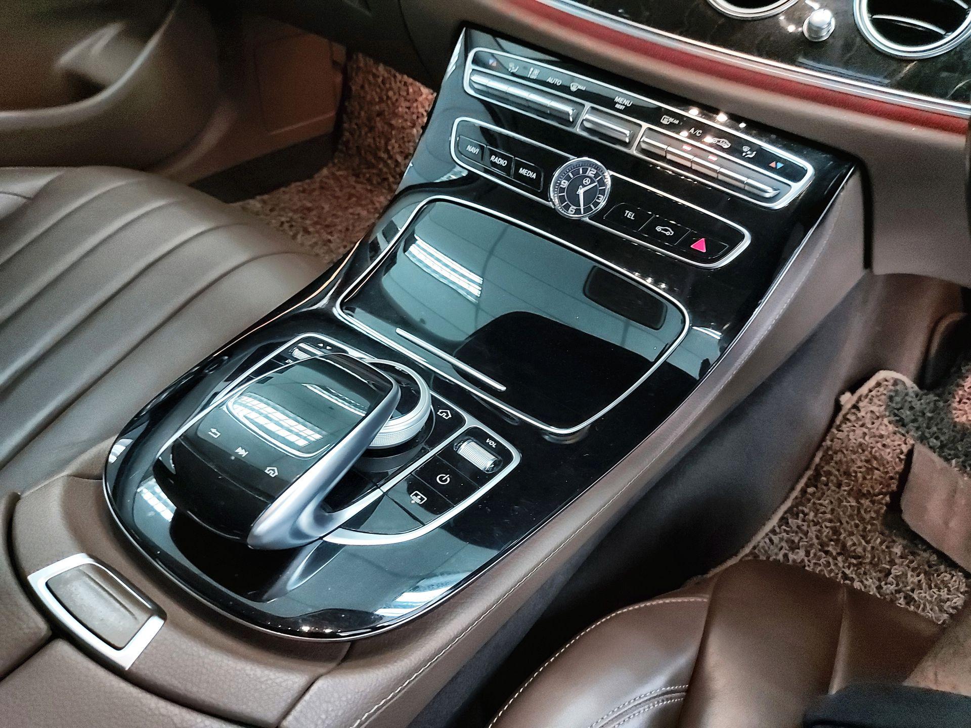 2017 Mercedes Benz MERCEDES E250-W213
