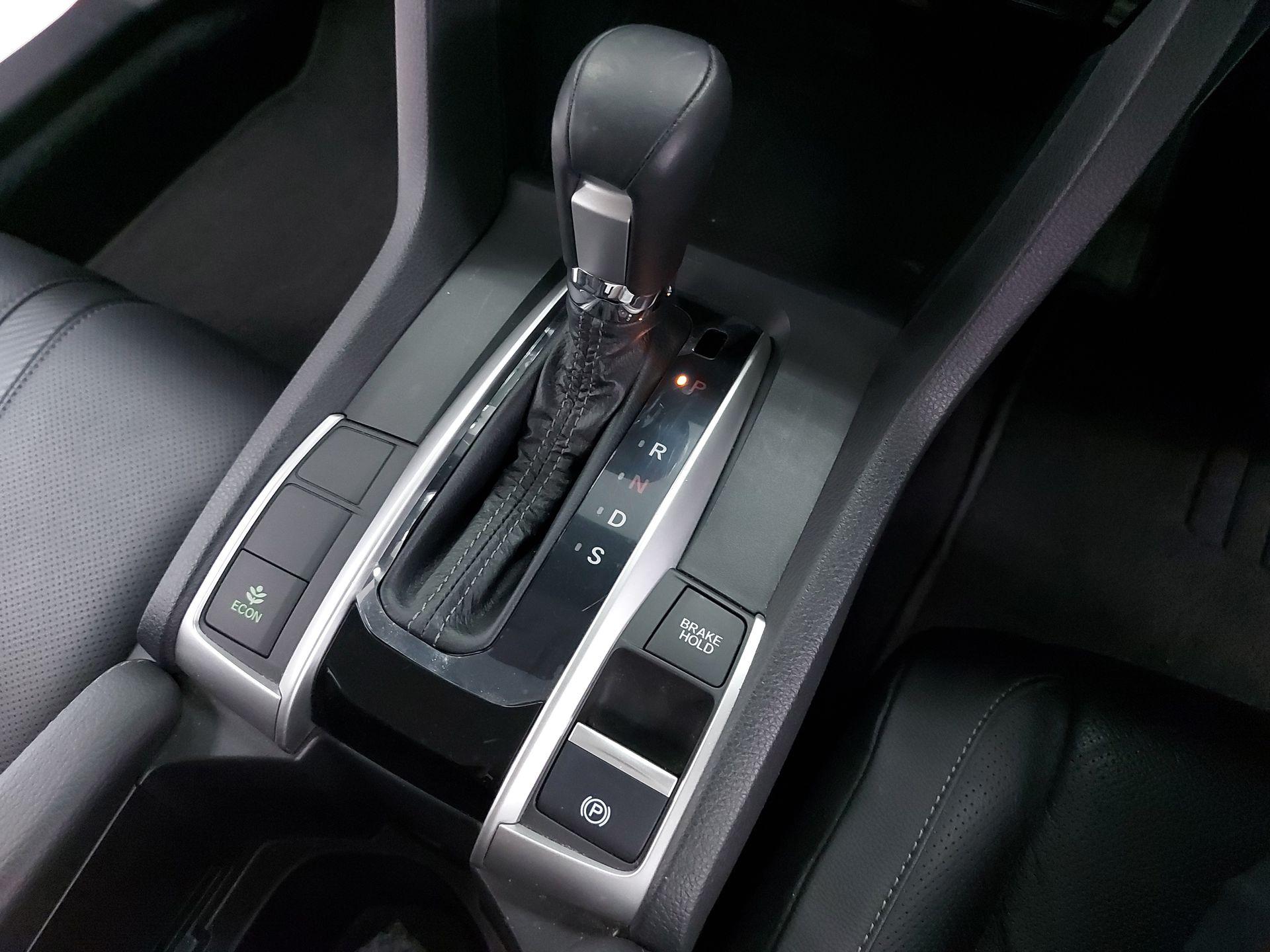 2018 Honda Civic 1.5 TC