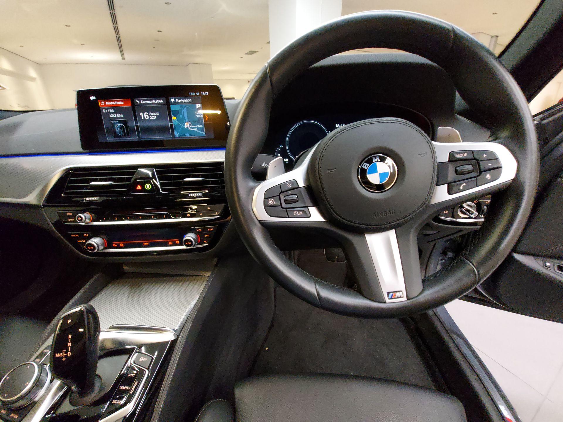 2019 BMW 530e Sport