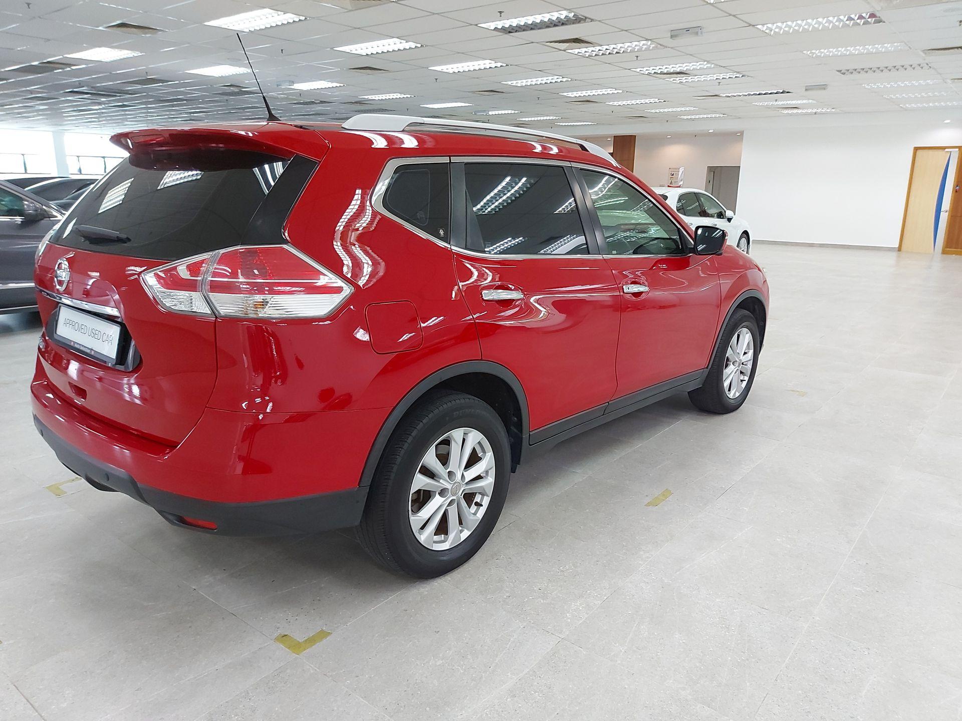 2016 Nissan X-Trail 2.0L CVT