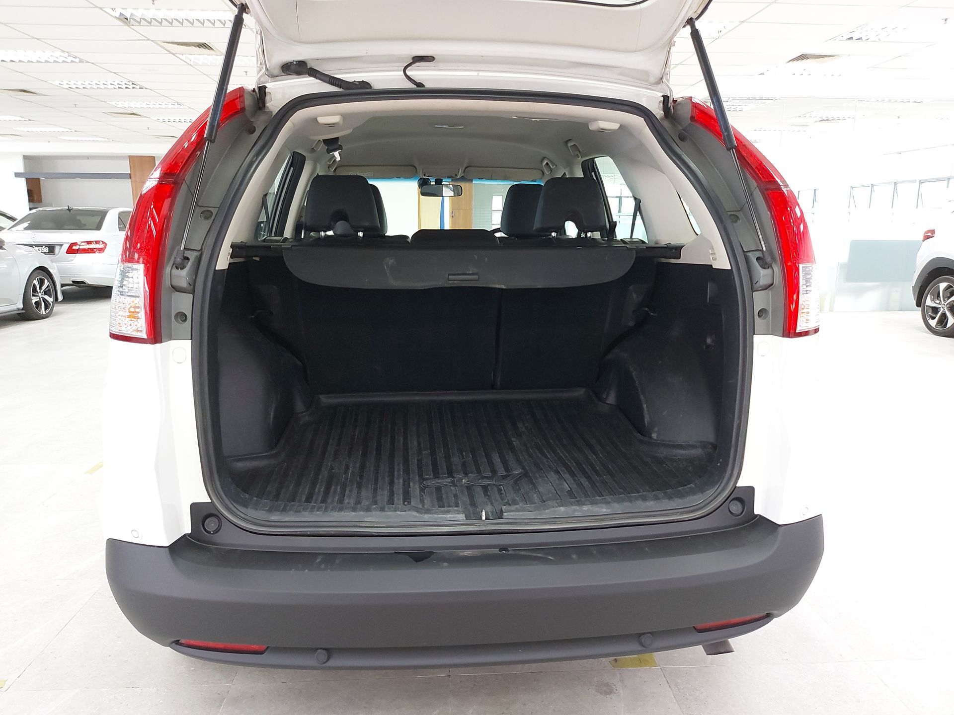 2014 Honda CR-V 2.4L AT