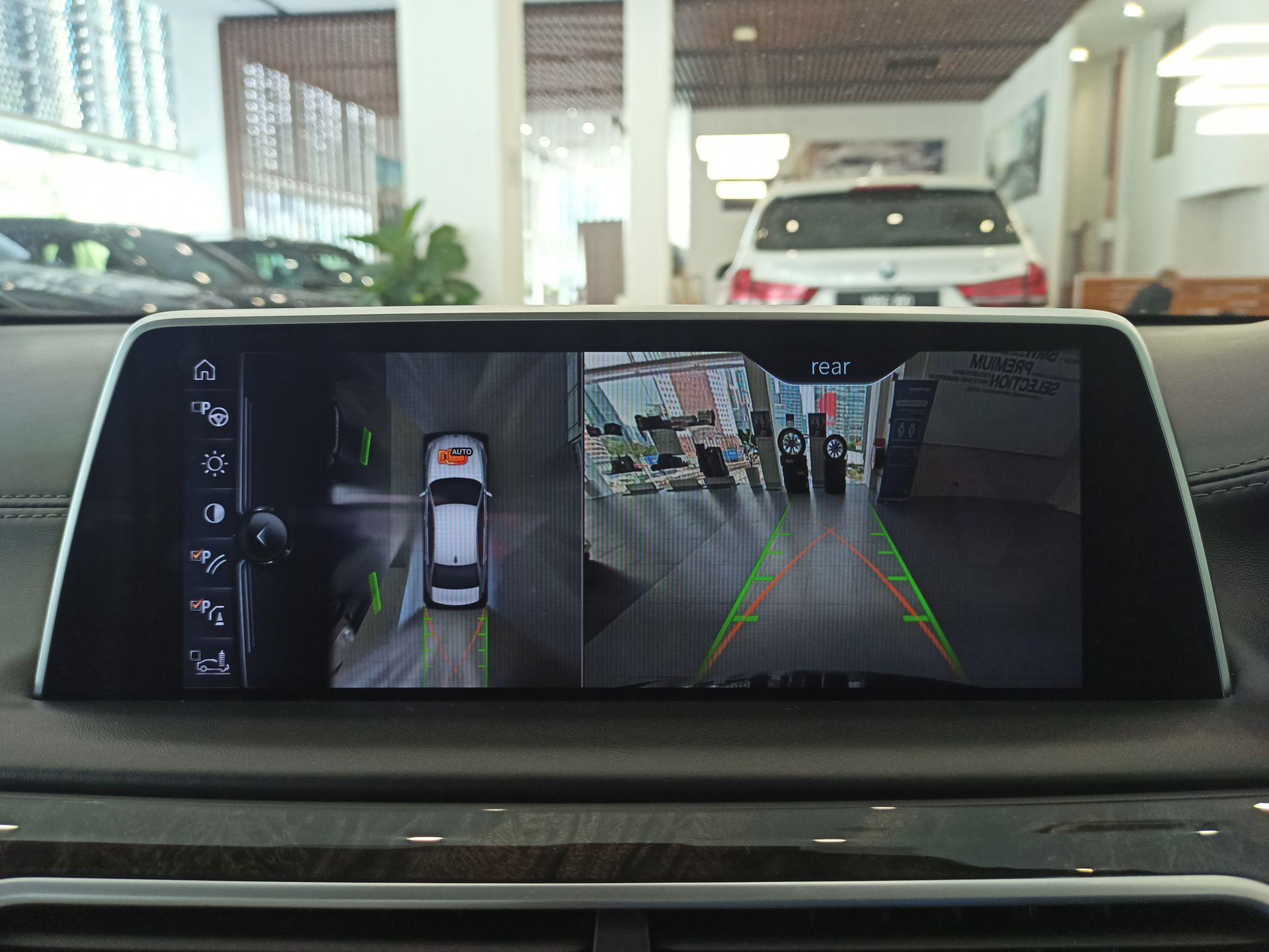 2016 BMW 750Li