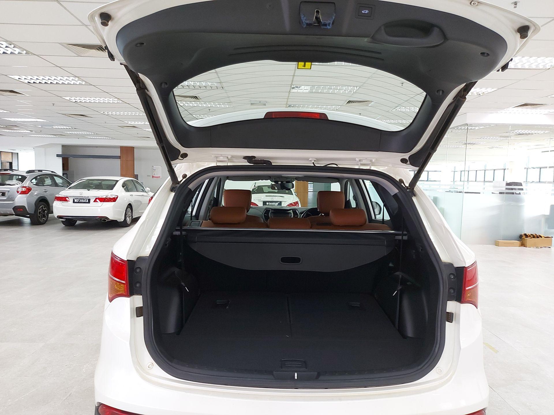 2015 Hyundai Inokom Santa Fe 2.2 (Diesel)-GLS (A)