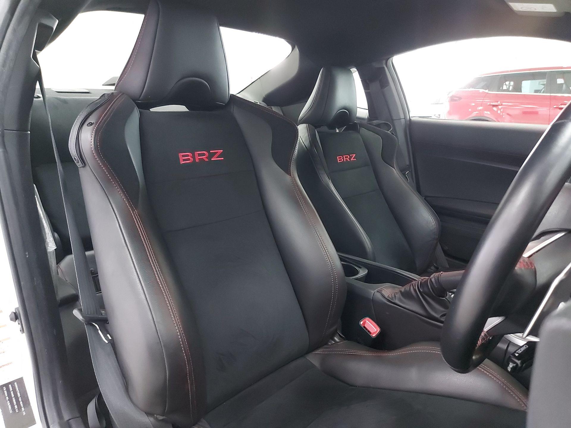 2017 Subaru BRZ DBA-ZC6
